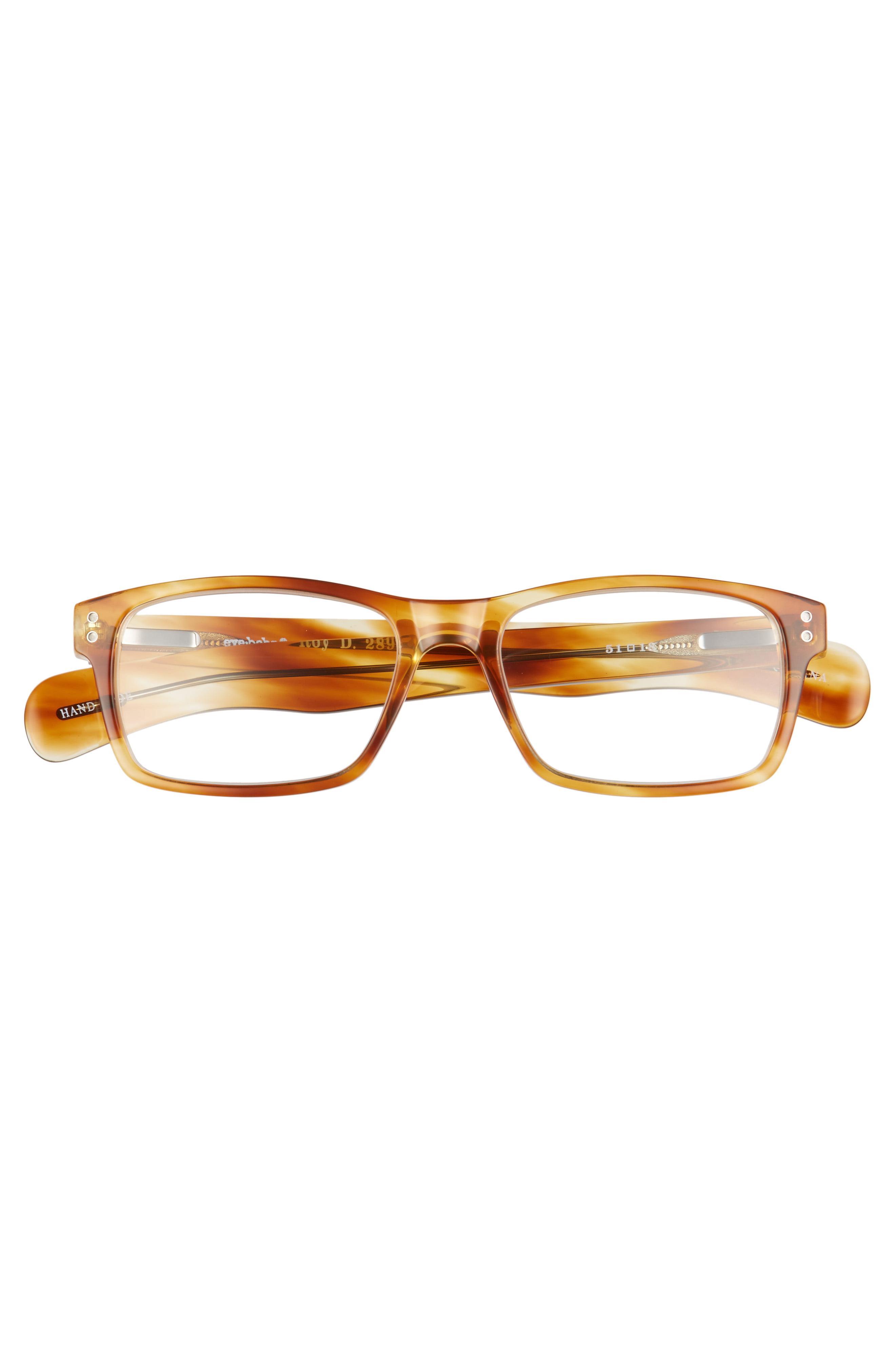 8cbcdbf5216c Lyst - Eyebobs Roy D 51mm Reading Glasses - Light Tortoise in Brown