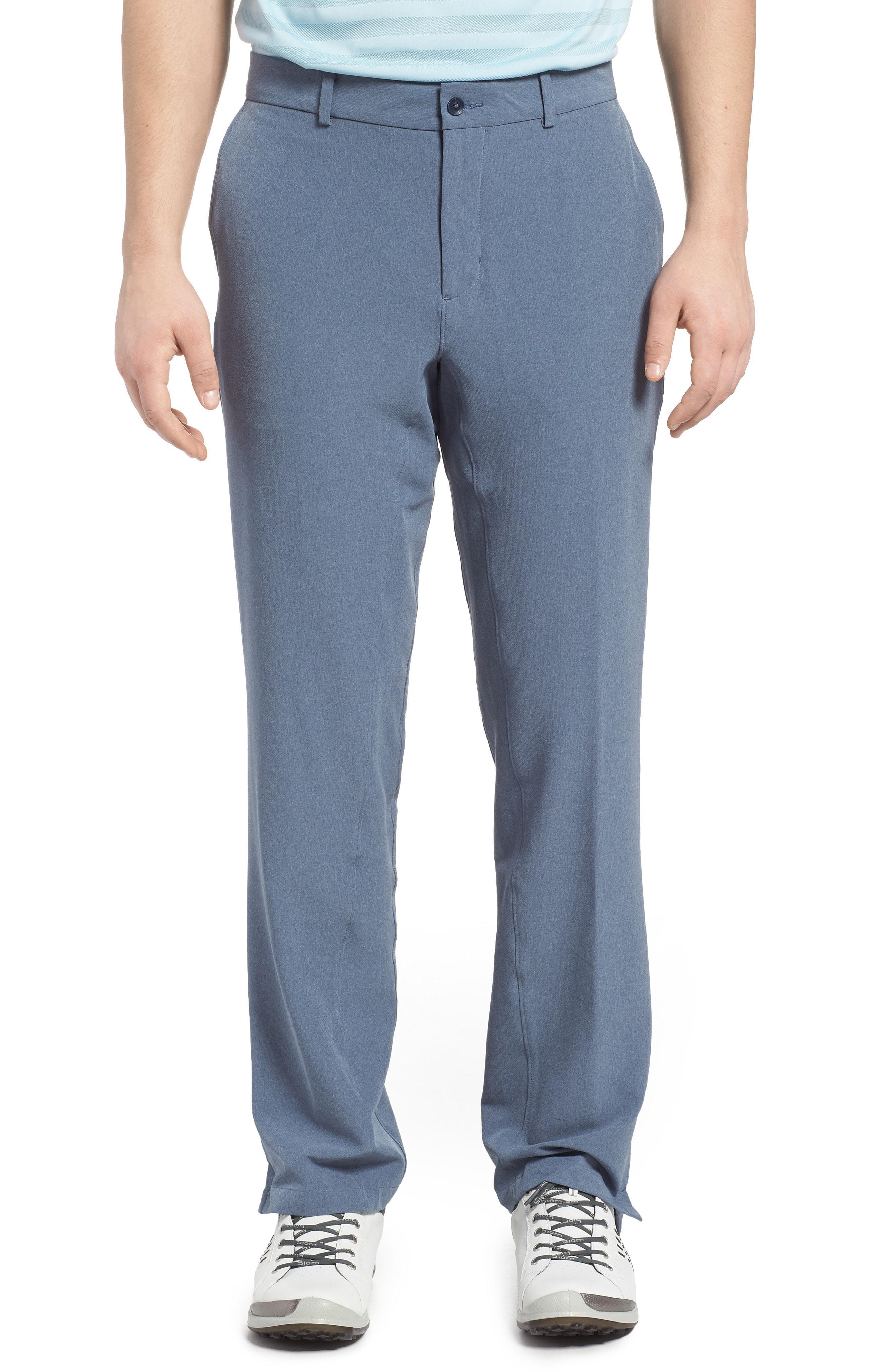 d7e9d0305eb34a Lyst - Nike Hybrid Flex Golf Pants in Blue for Men