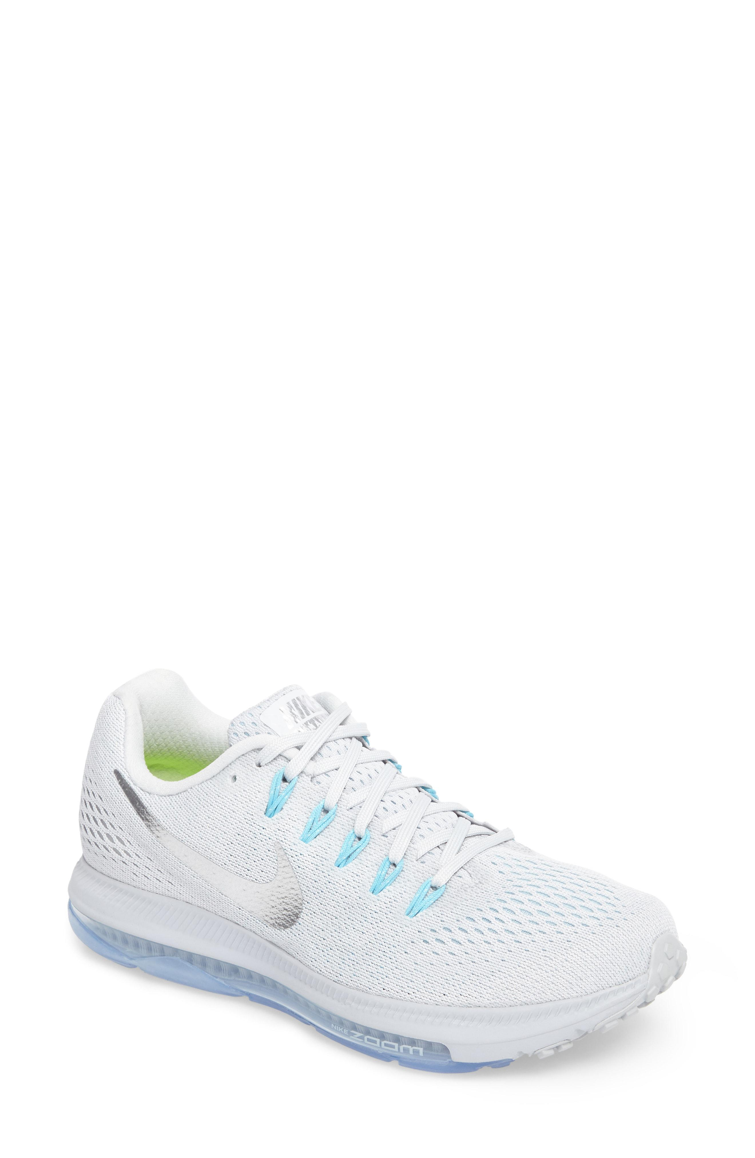 Lyst - Nike Air Zoom All Out Running Shoe in Blue e3187554fc