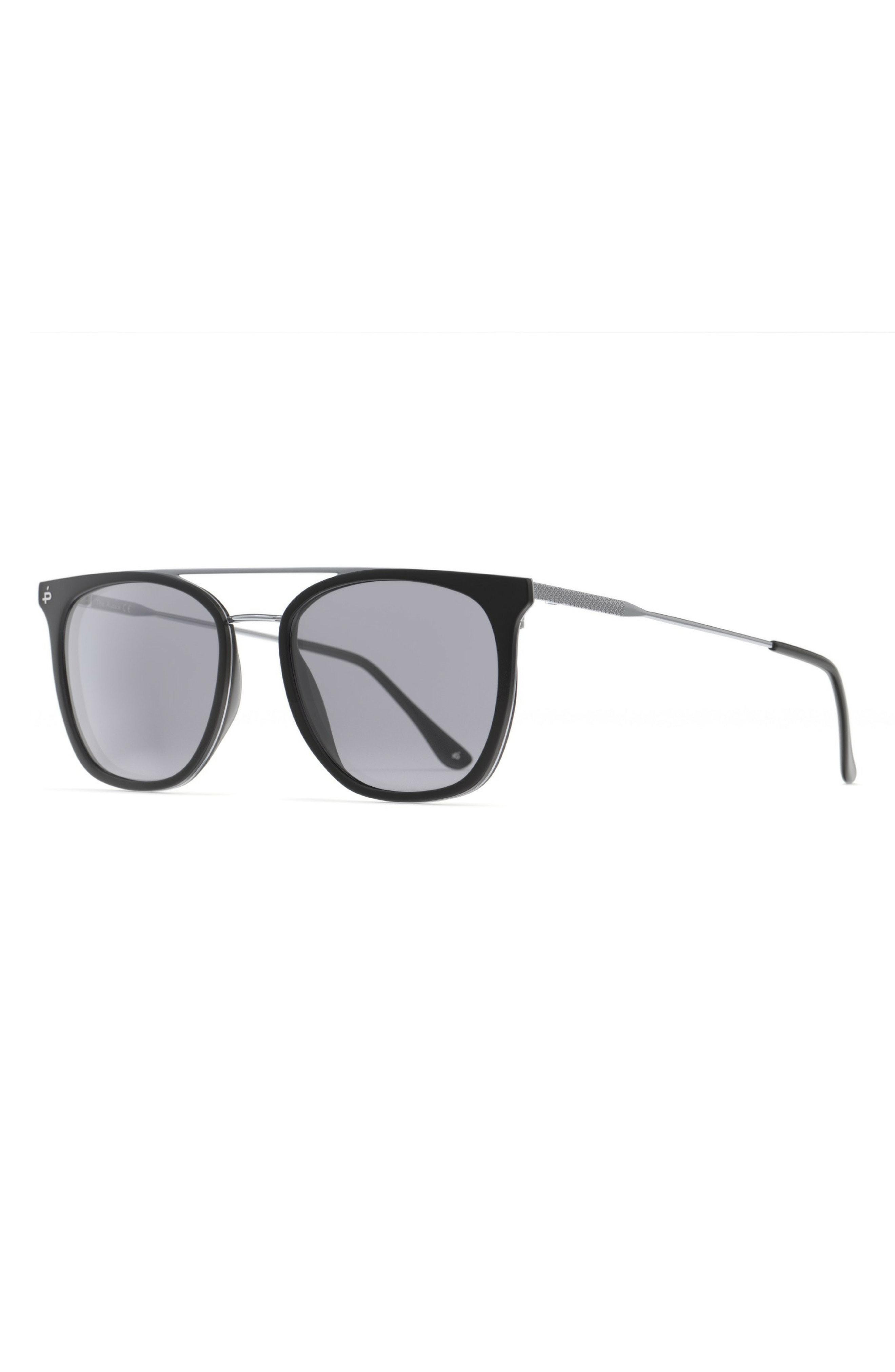 1e643aefae53b Lyst - Privé Revaux The Aussie 54mm Polarized Sunglasses in Black ...