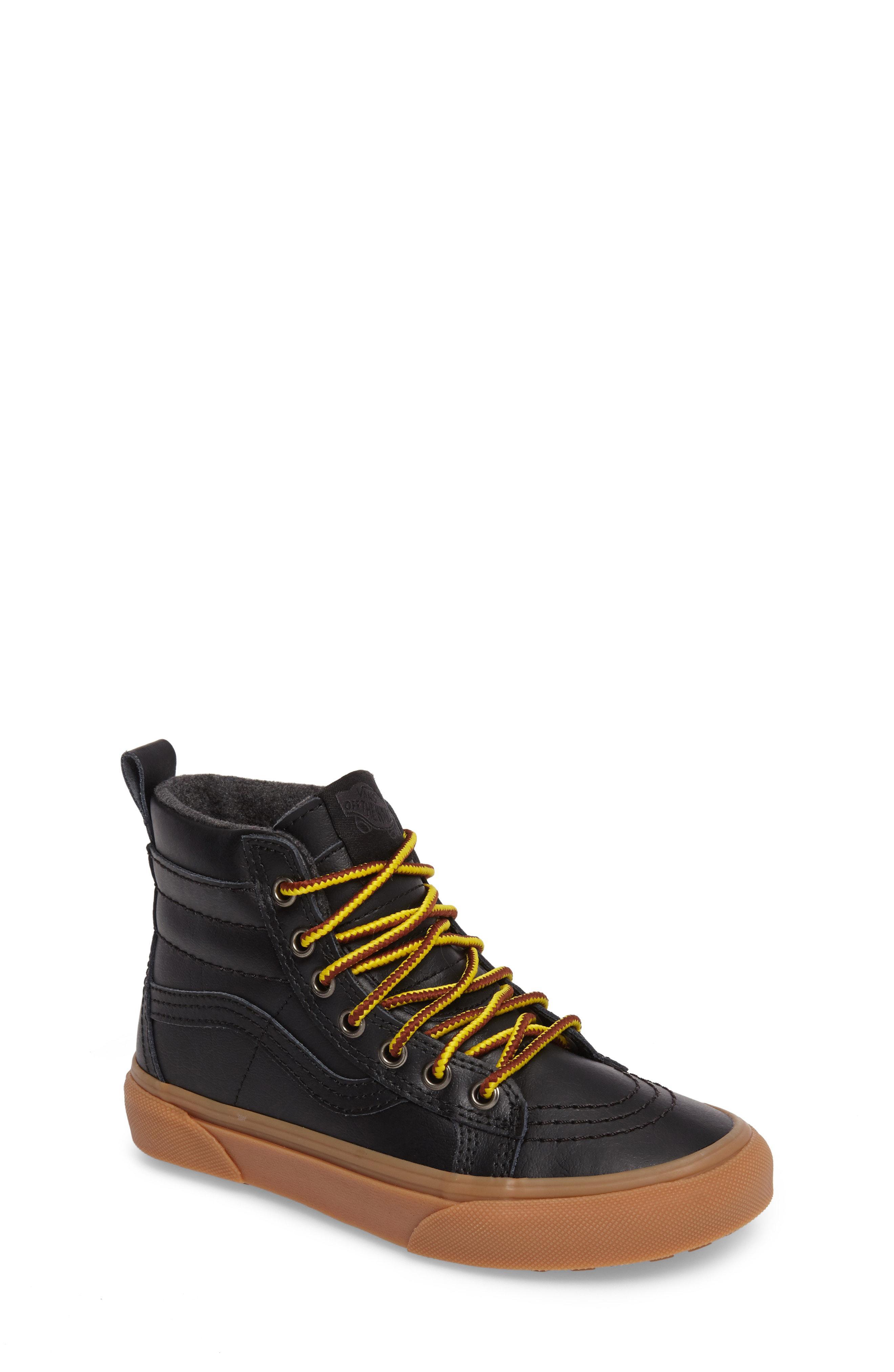 f3a129bd3a Lyst - Vans Sk8-hi Mte Water Resistant Sneaker for Men