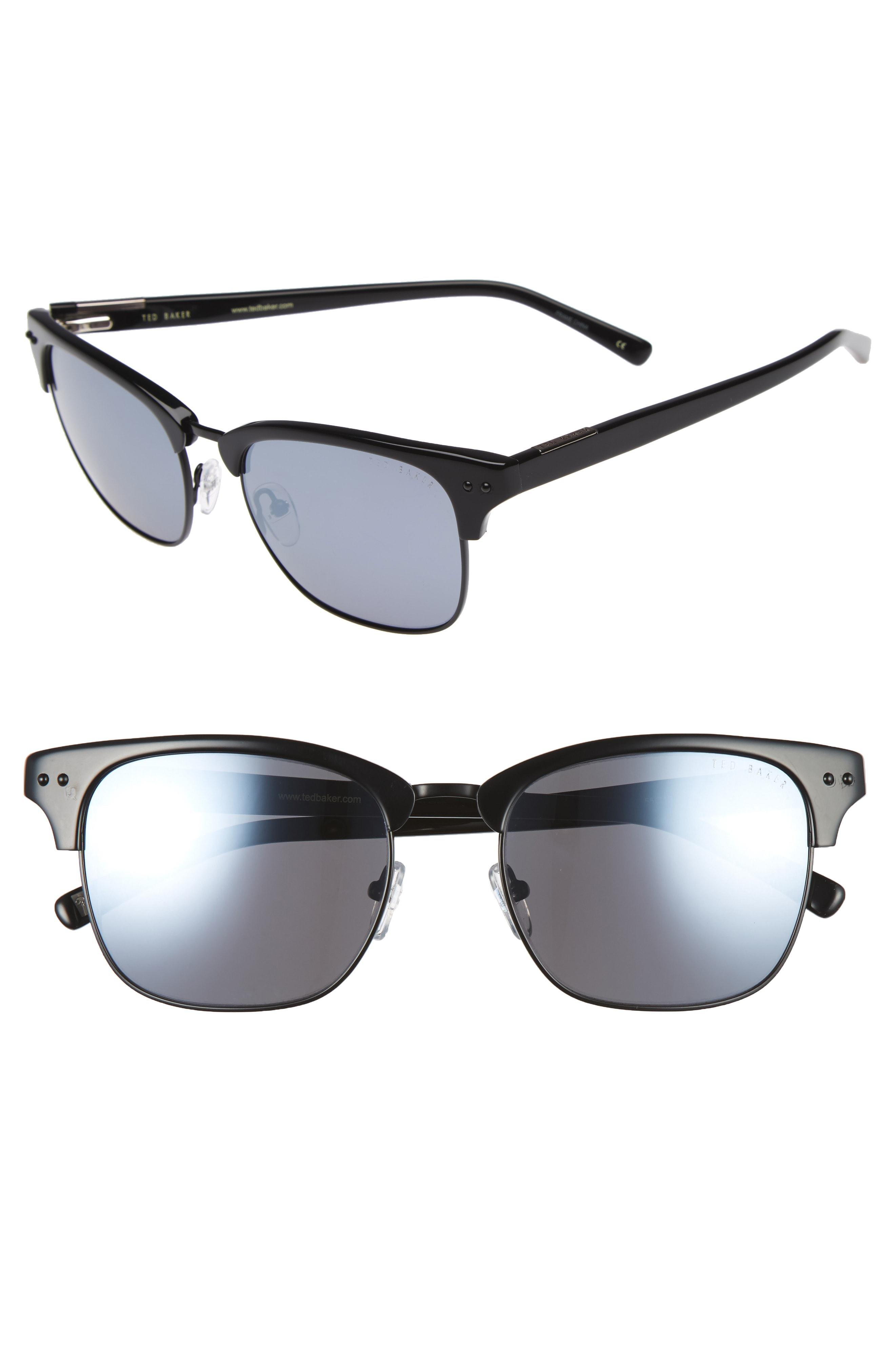 494a4208e0 Lyst - Ted Baker 55mm Polarized Browline Sunglasses - for Men