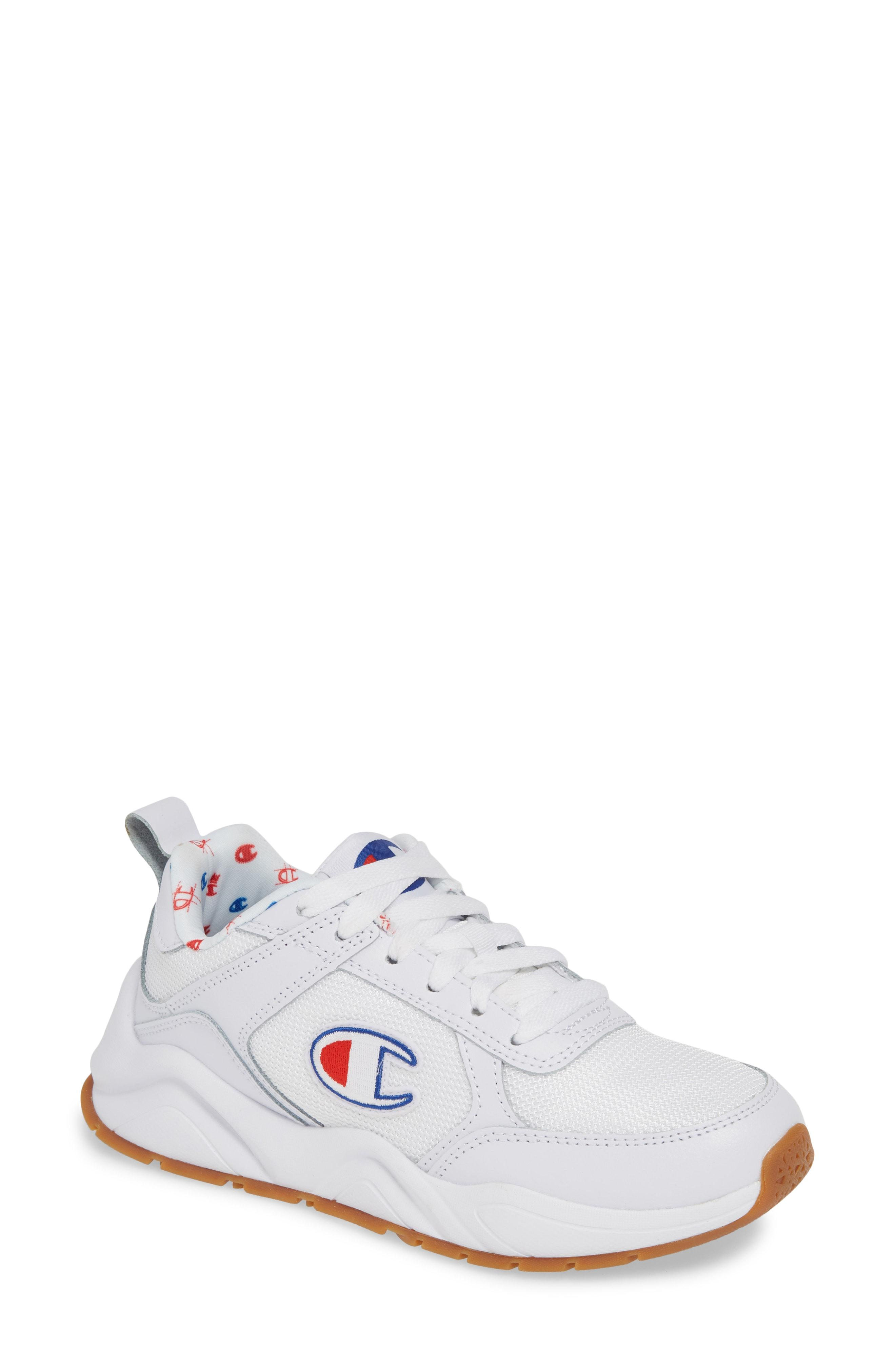 5dfe118fd Lyst - Champion 93 Eighteen Classic Sneaker in White