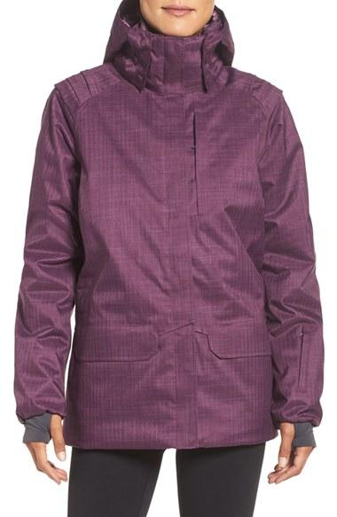 Jacket in Helly 'blanchette' Purple Hansen Lyst Waterproof 8qHRw