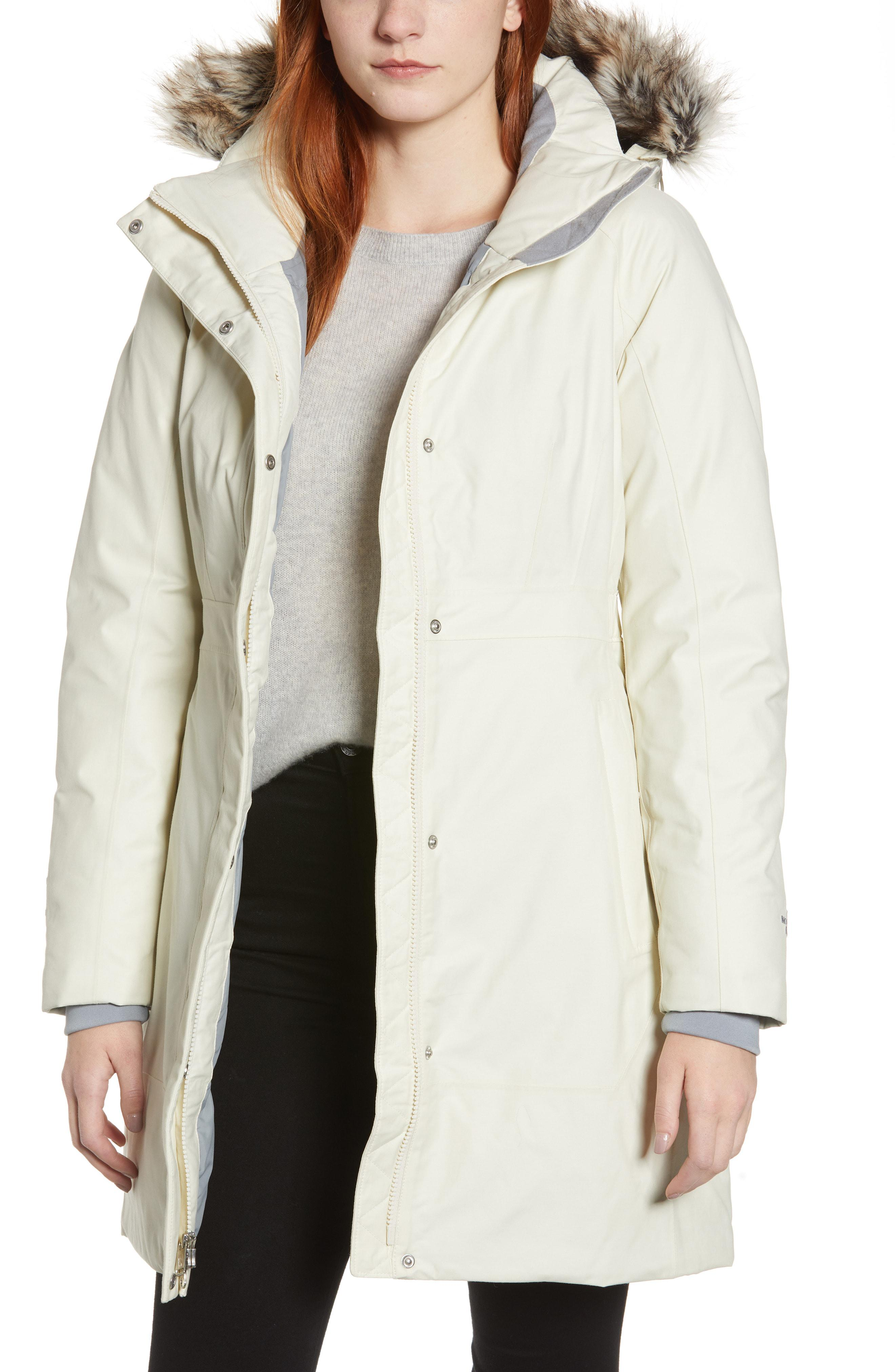 c5265794a Lyst - The North Face Arctic Ii Waterproof 550 Fill Power Down Parka ...