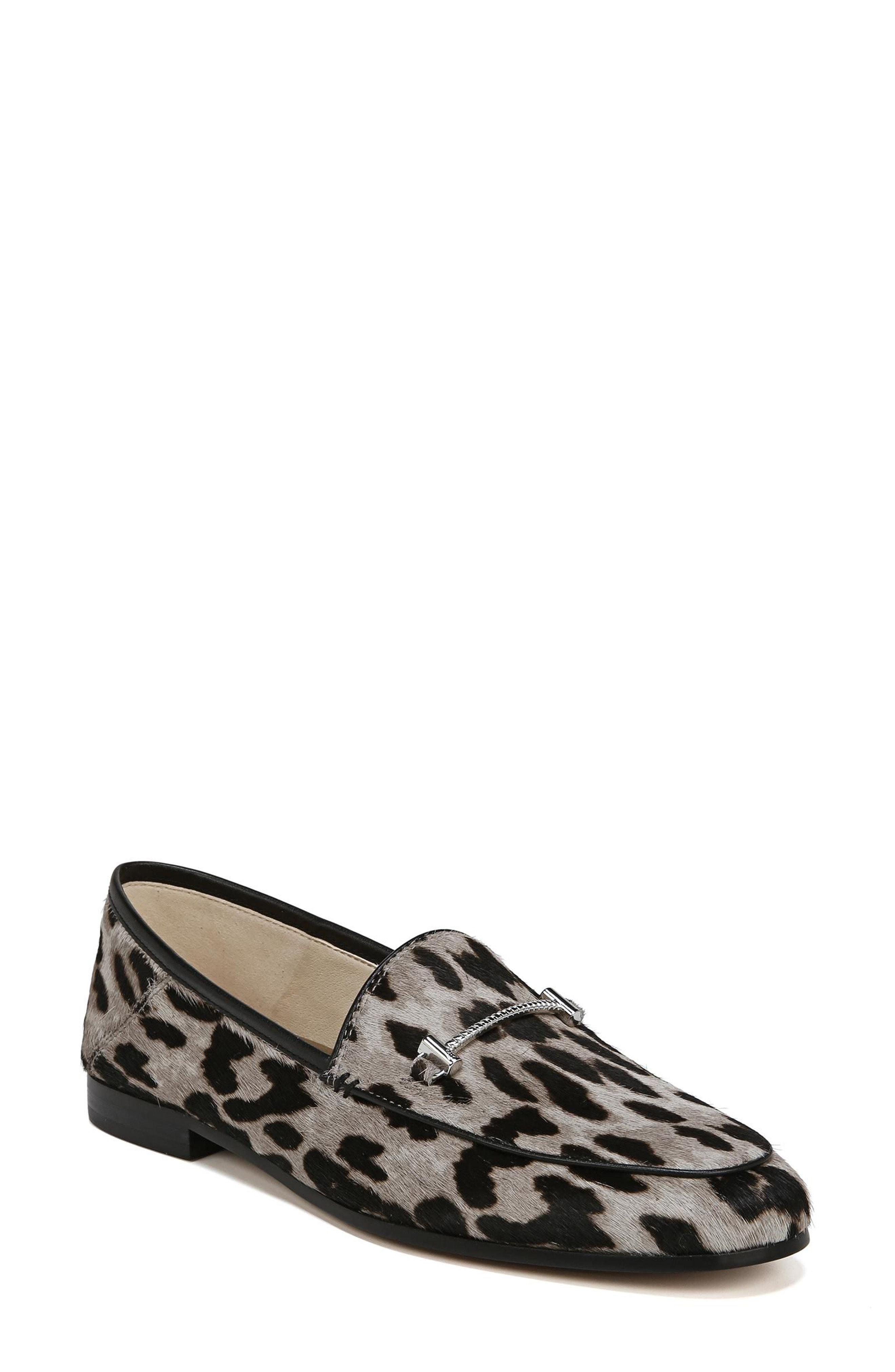 a3bbaf6aaa98d Lyst - Sam Edelman Lior Loafer in Gray