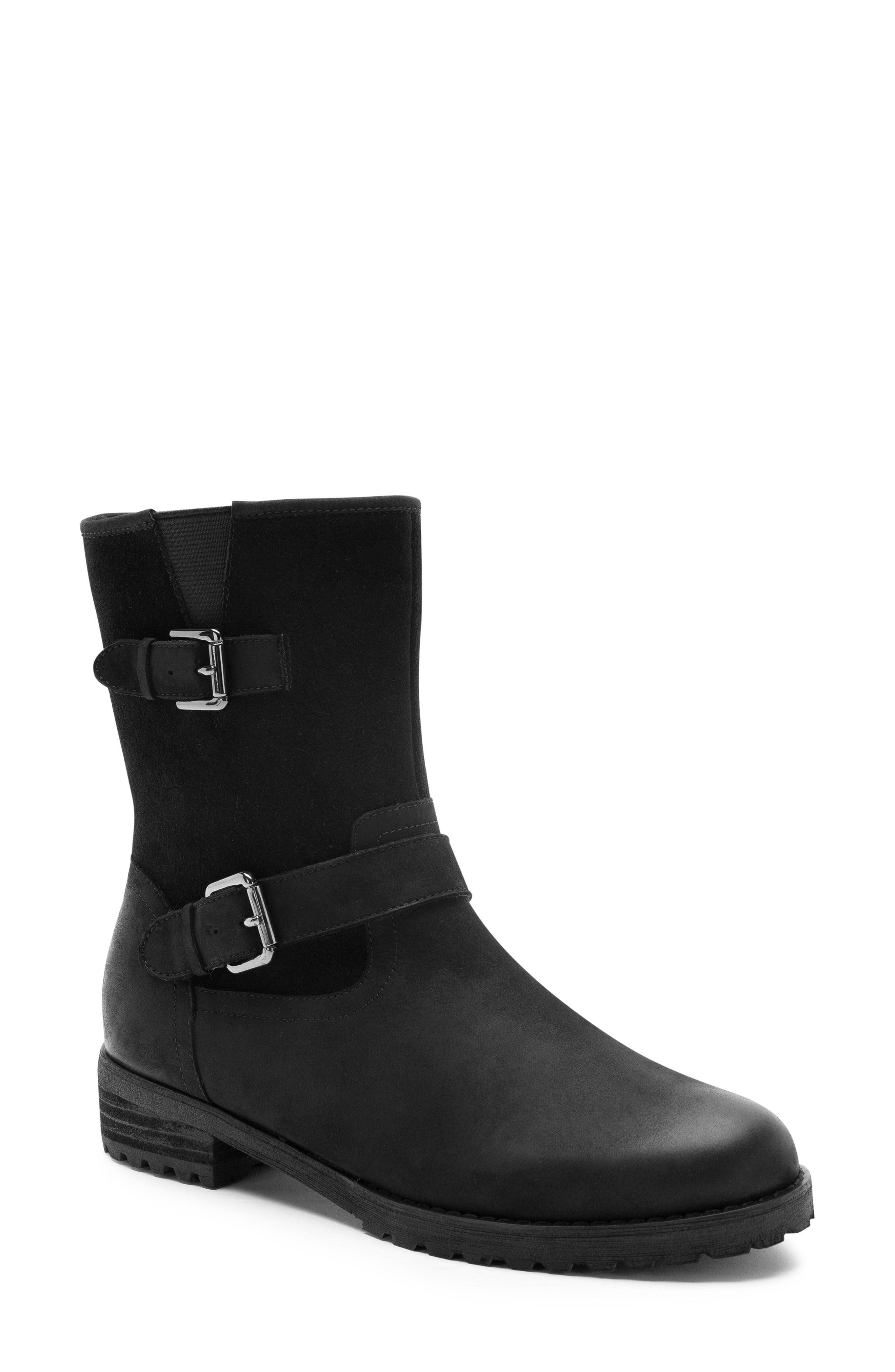 7155b80f25e Lyst - Blondo Val Waterproof Boot in Black - Save 13%