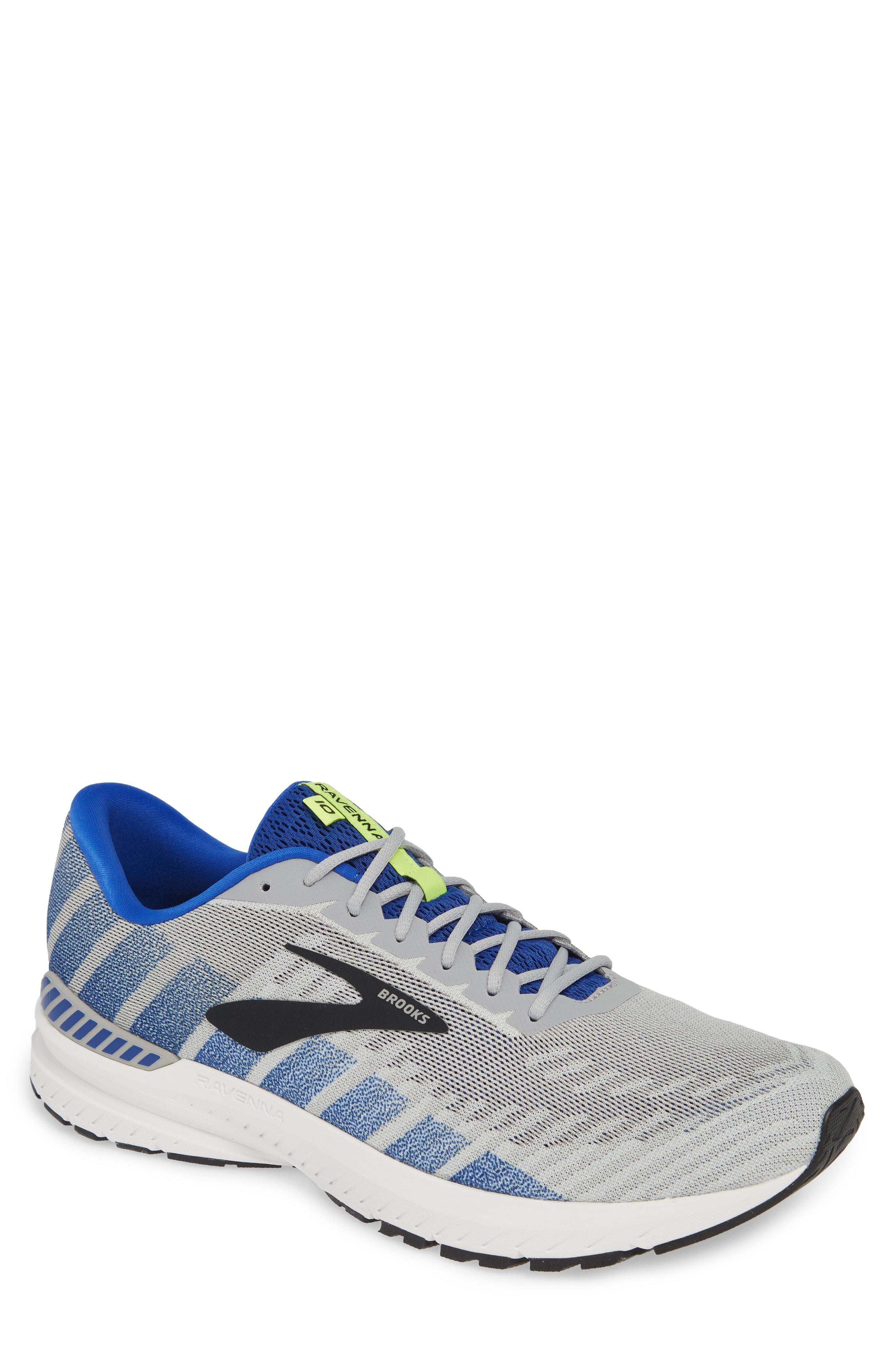 7f9e925c528 Lyst - Brooks Ravenna 10 Running Shoe in Blue for Men