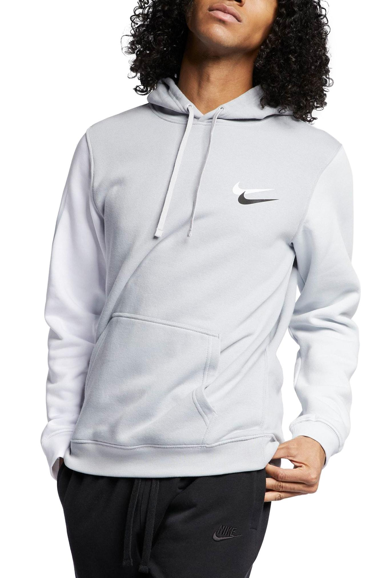 5dbd72b43fa3 Lyst - Nike Sportswear City Brights Club Men s Pullover Hoodie in ...