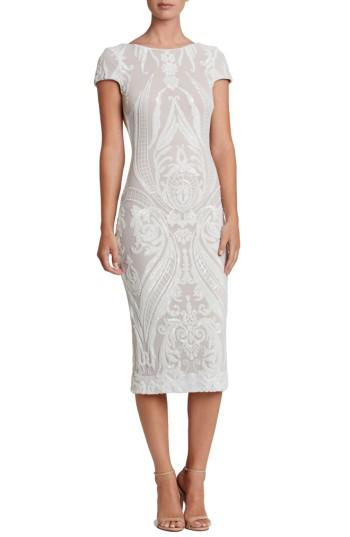 a2d7bef29a831 Gallery. Previously sold at  Nordstrom · Women s White Dresses Women s  Sequin ...