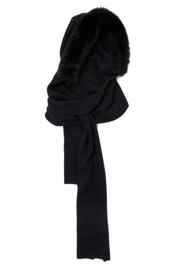 knit scarf - Black Mara Mac LFayR6