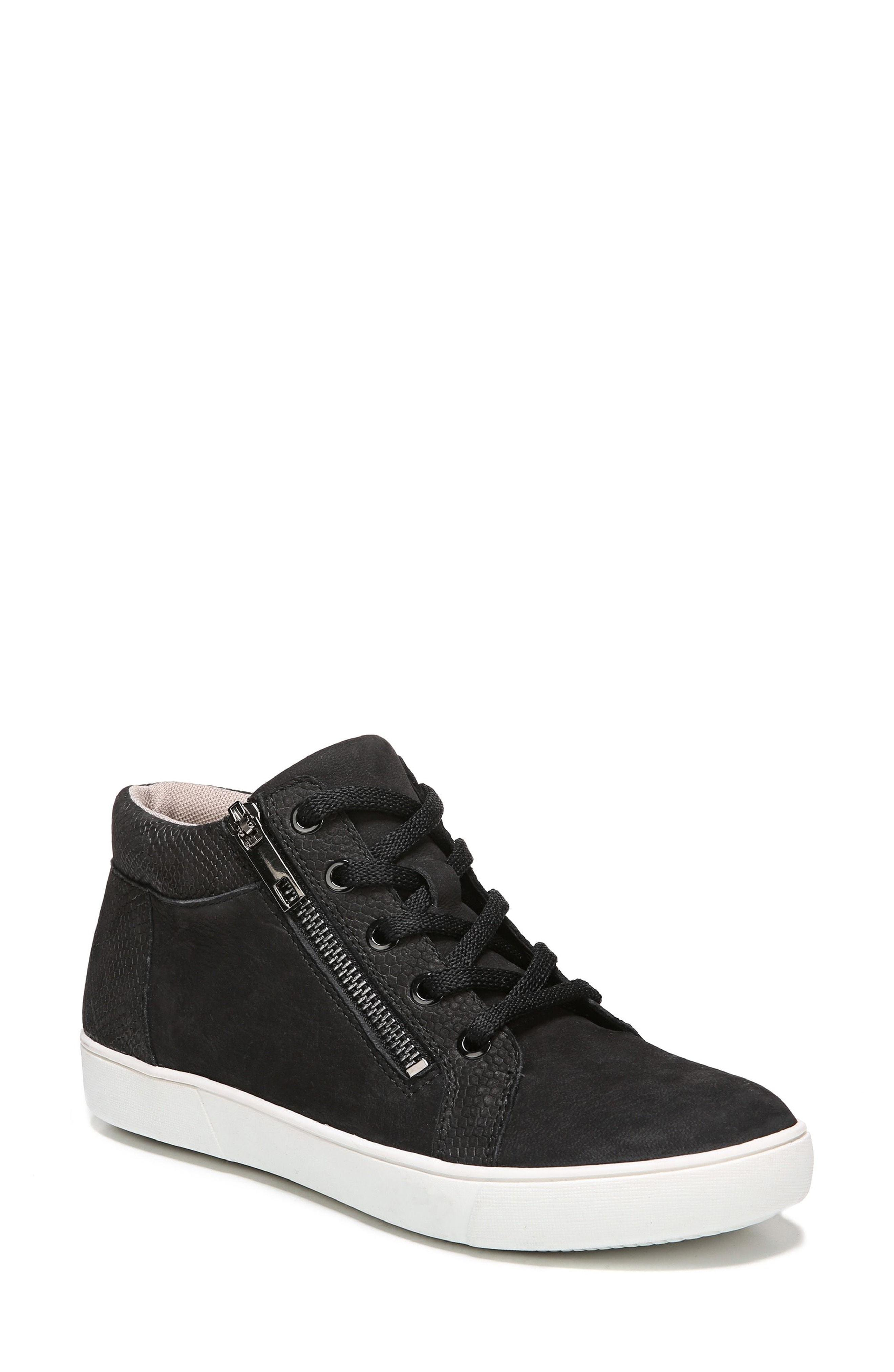 21cebb38ad6f Lyst - Naturalizer Motley Sneaker in Black