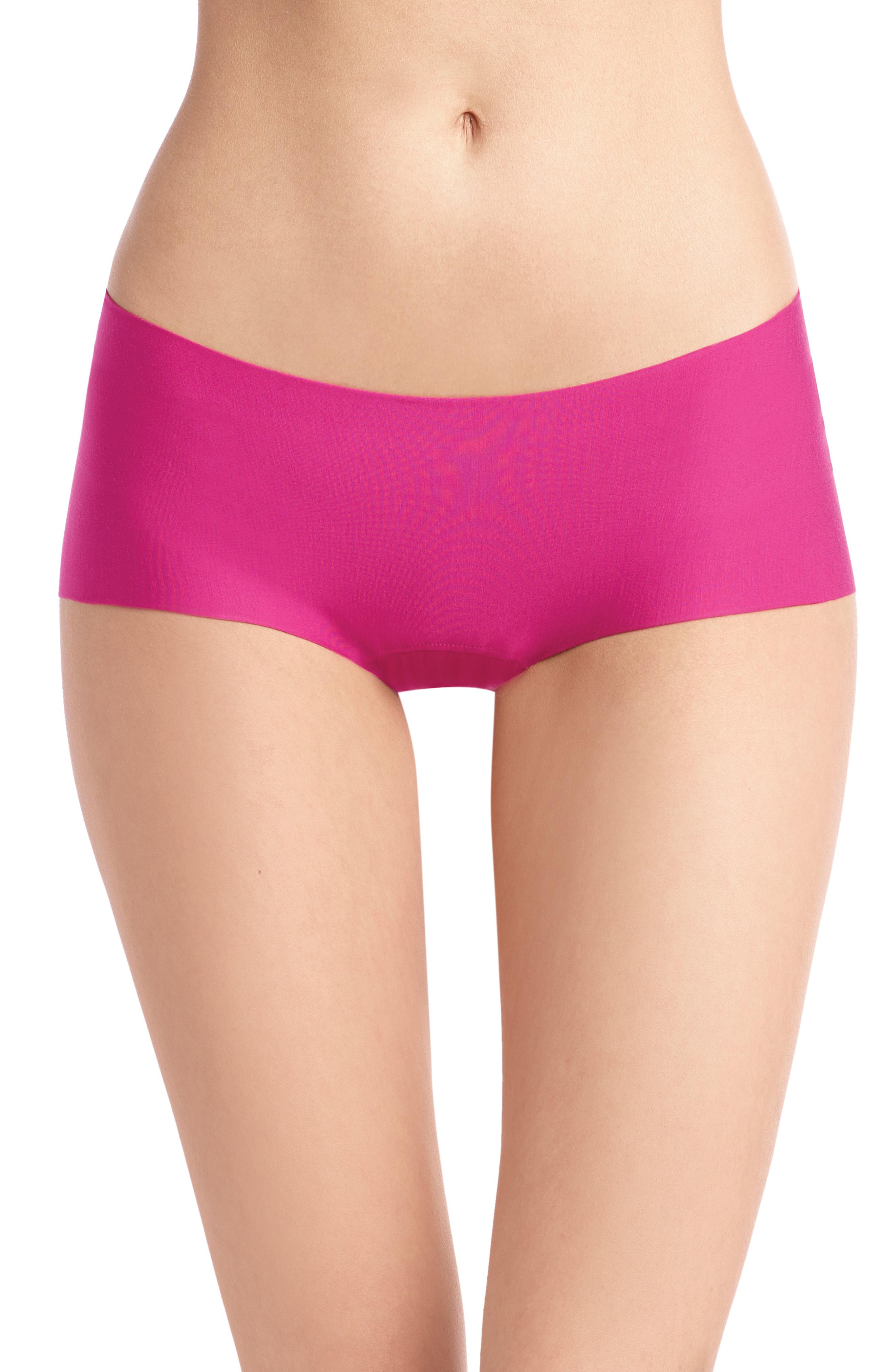 8f2781fd8e52ea Lyst - Commando Butter Seamless Hipster Panties in Pink