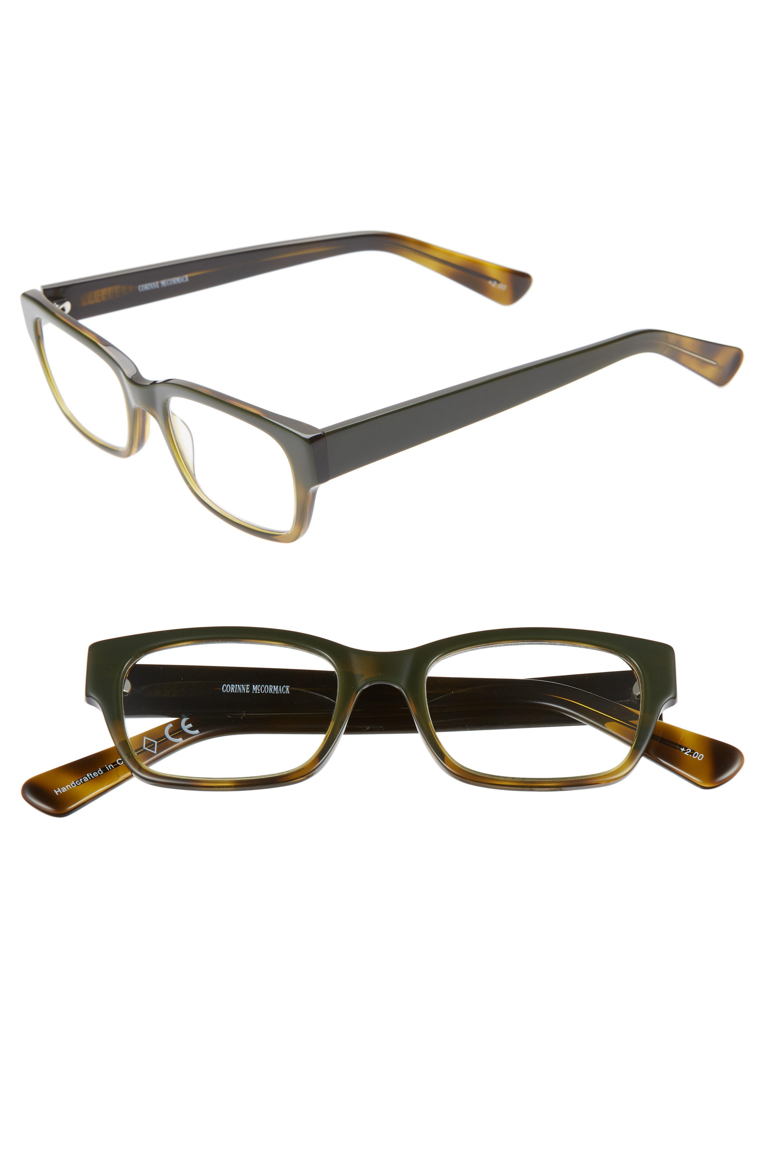 c1edad24c702 Corinne Mccormack - Black  sydney  51mm Reading Glasses - Lyst. View  fullscreen