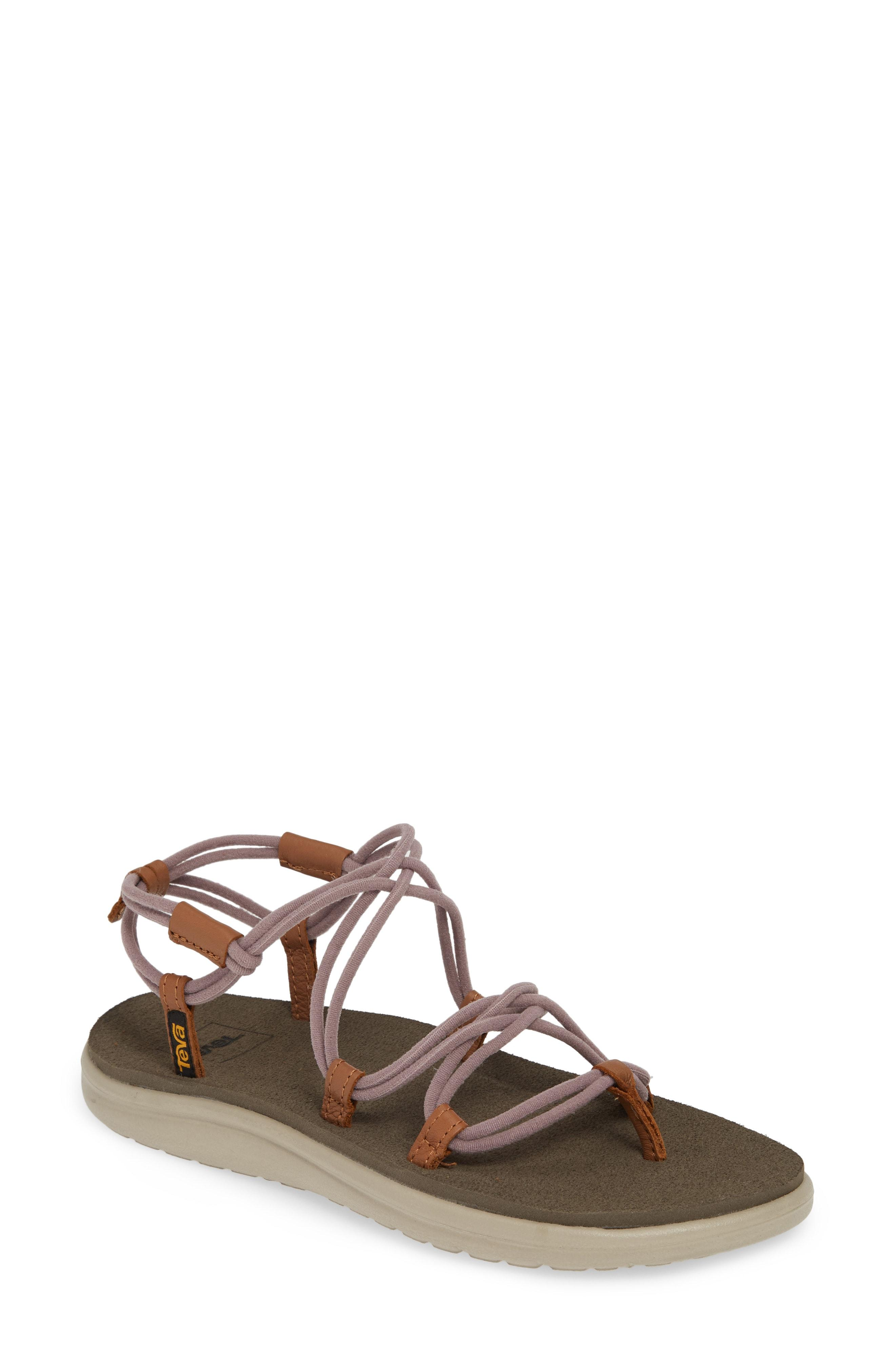 bc39a5f47d0 Lyst - Teva W Voya Infinity Flip-flop in Brown - Save 3%