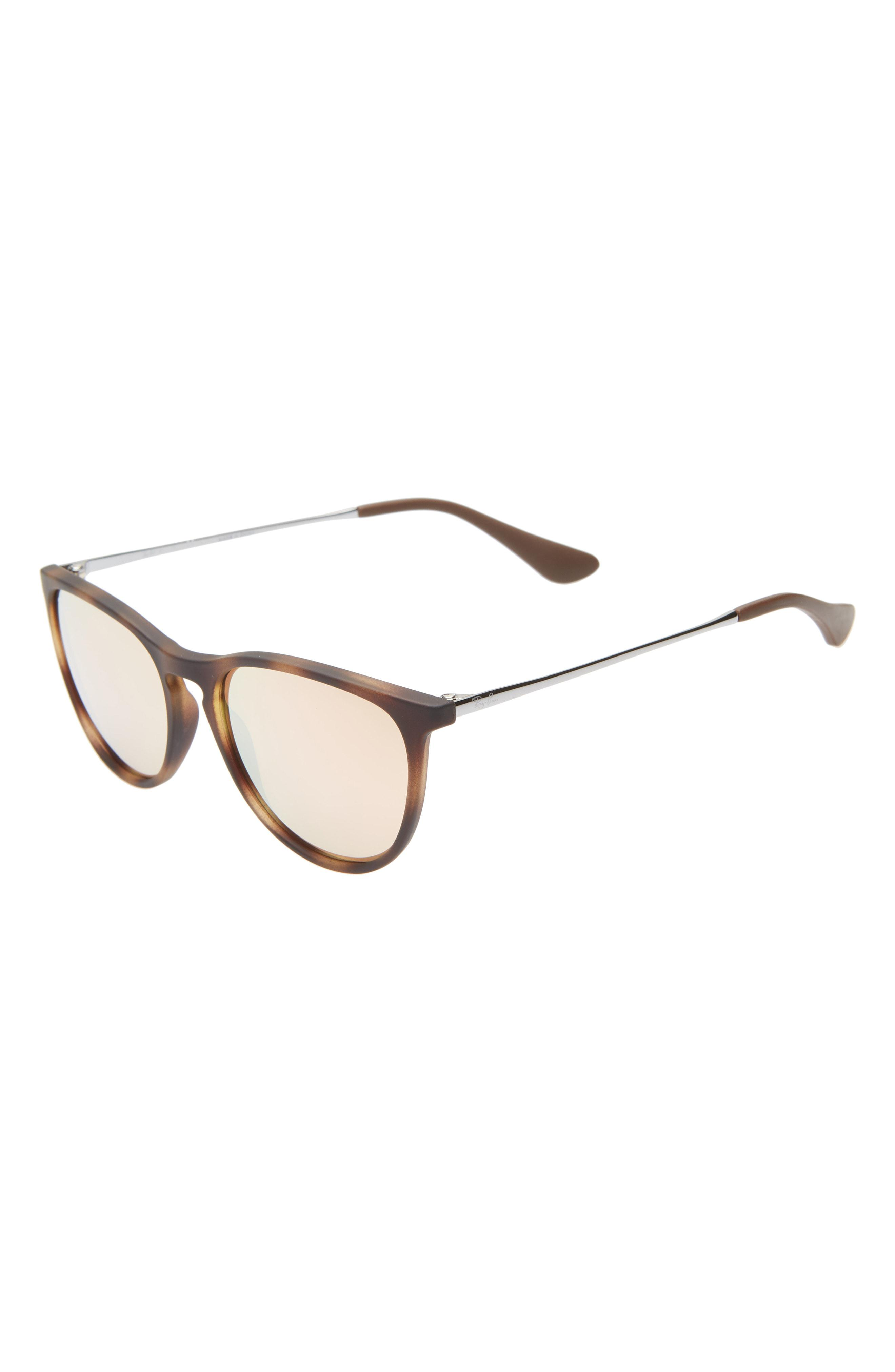 97508f0601e1 Ray-Ban Ray-bay Junior Izzy 50mm Mirrored Sunglasses - Lyst