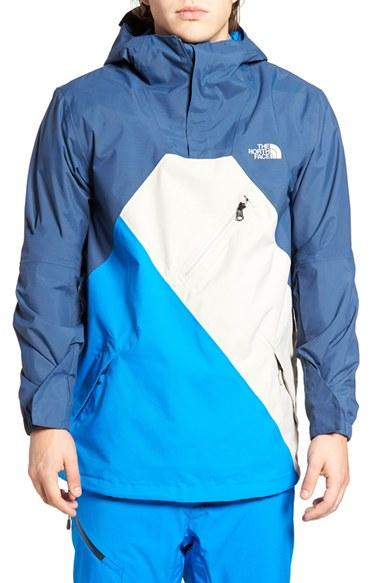 67db25a4cda4 Lyst - The North Face Dubs Waterproof Anorak in Blue for Men