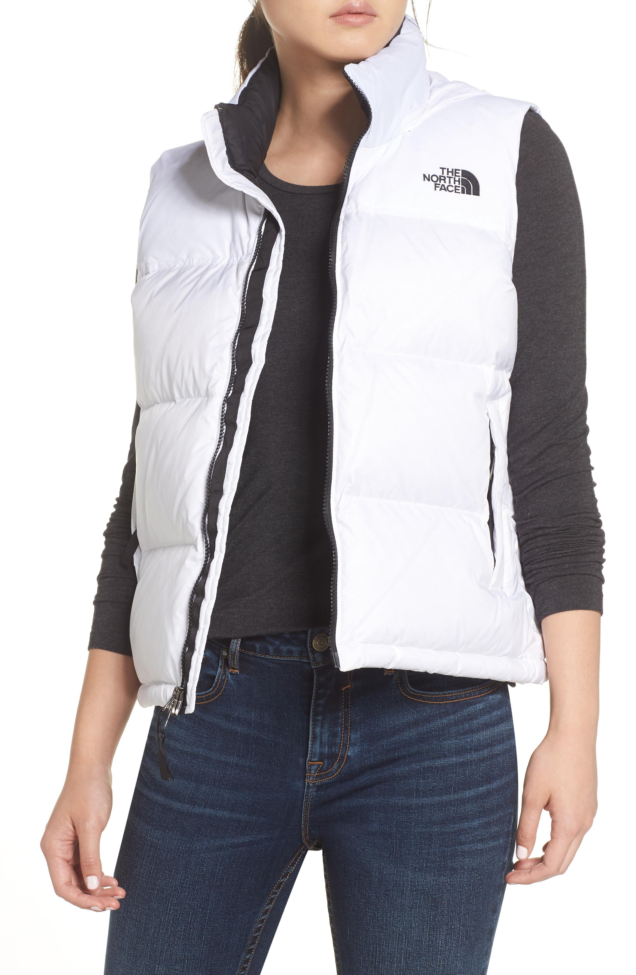 The North Face. Women s Black Nuptse 1996 Packable 700-fill Power Down Vest 0805db554