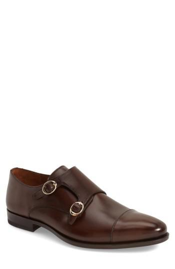 337c2f95c21cd Mezlan - Brown 'rosales' Double Monk Strap Shoe for Men - Lyst