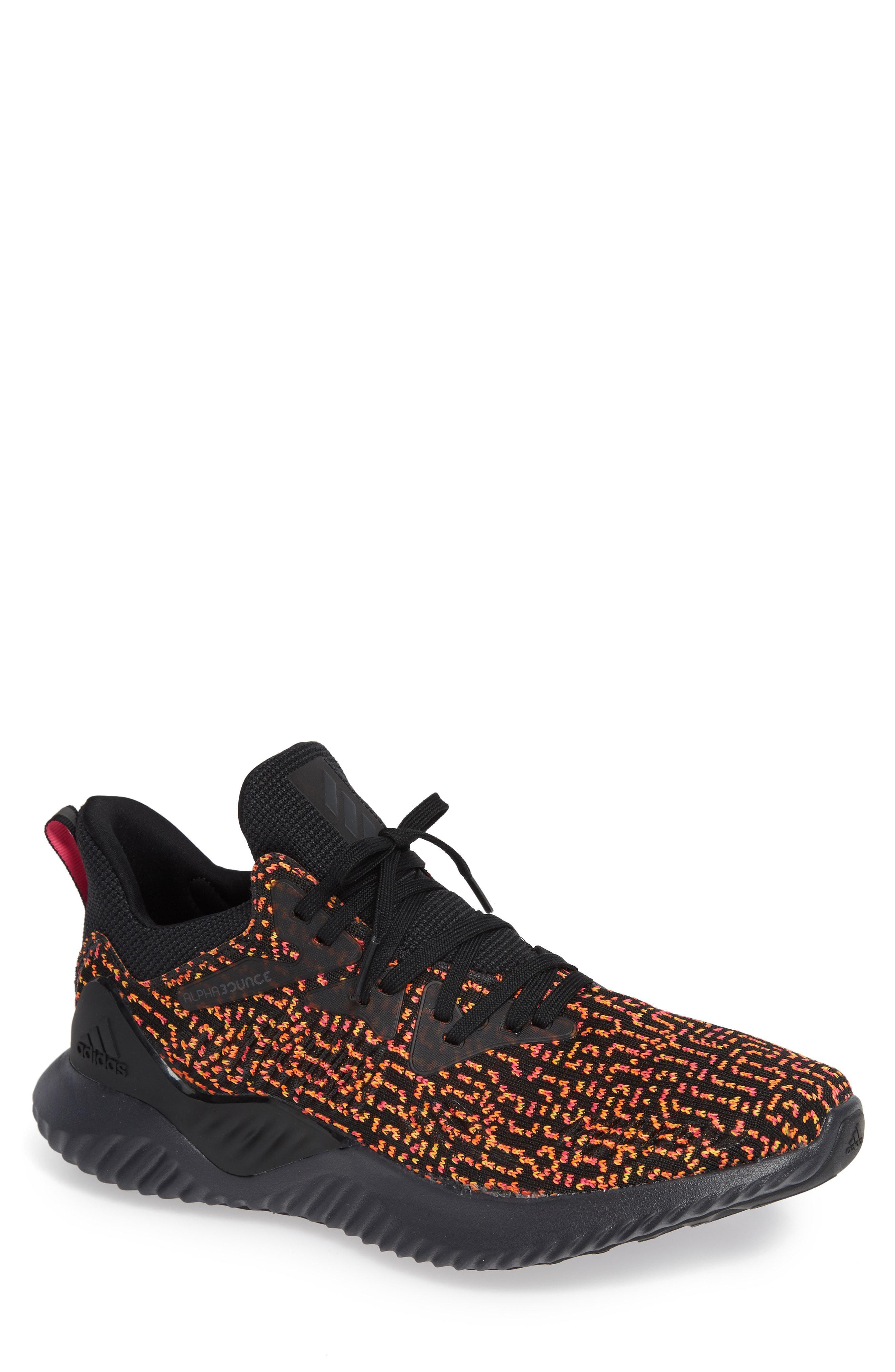 bd3a11e3c Adidas Alphabounce Beyond Ck Running Shoe in Black for Men - Lyst