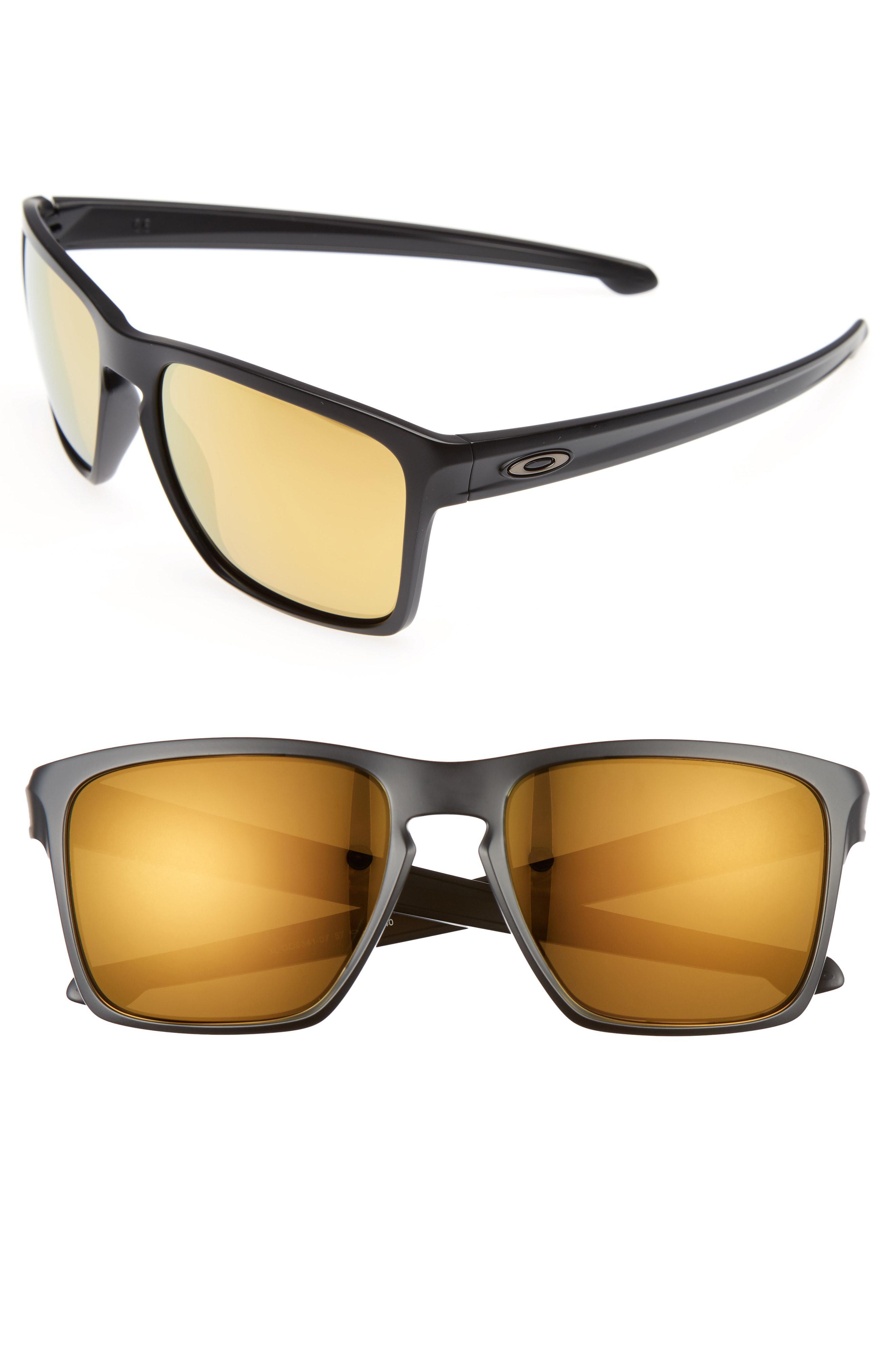 f20c145450e1 Oakley - Metallic Silver Xl 57mm Sunglasses - for Men - Lyst. View  fullscreen