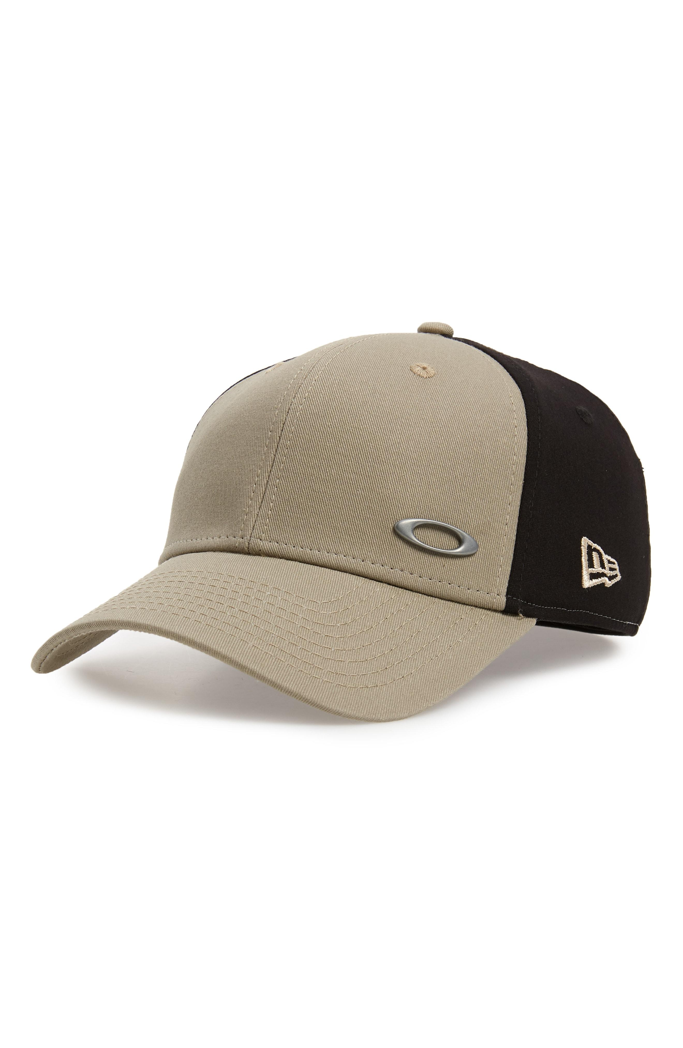Oakley - Multicolor Tinfoil Baseball Cap for Men - Lyst. View fullscreen 16baba999c13