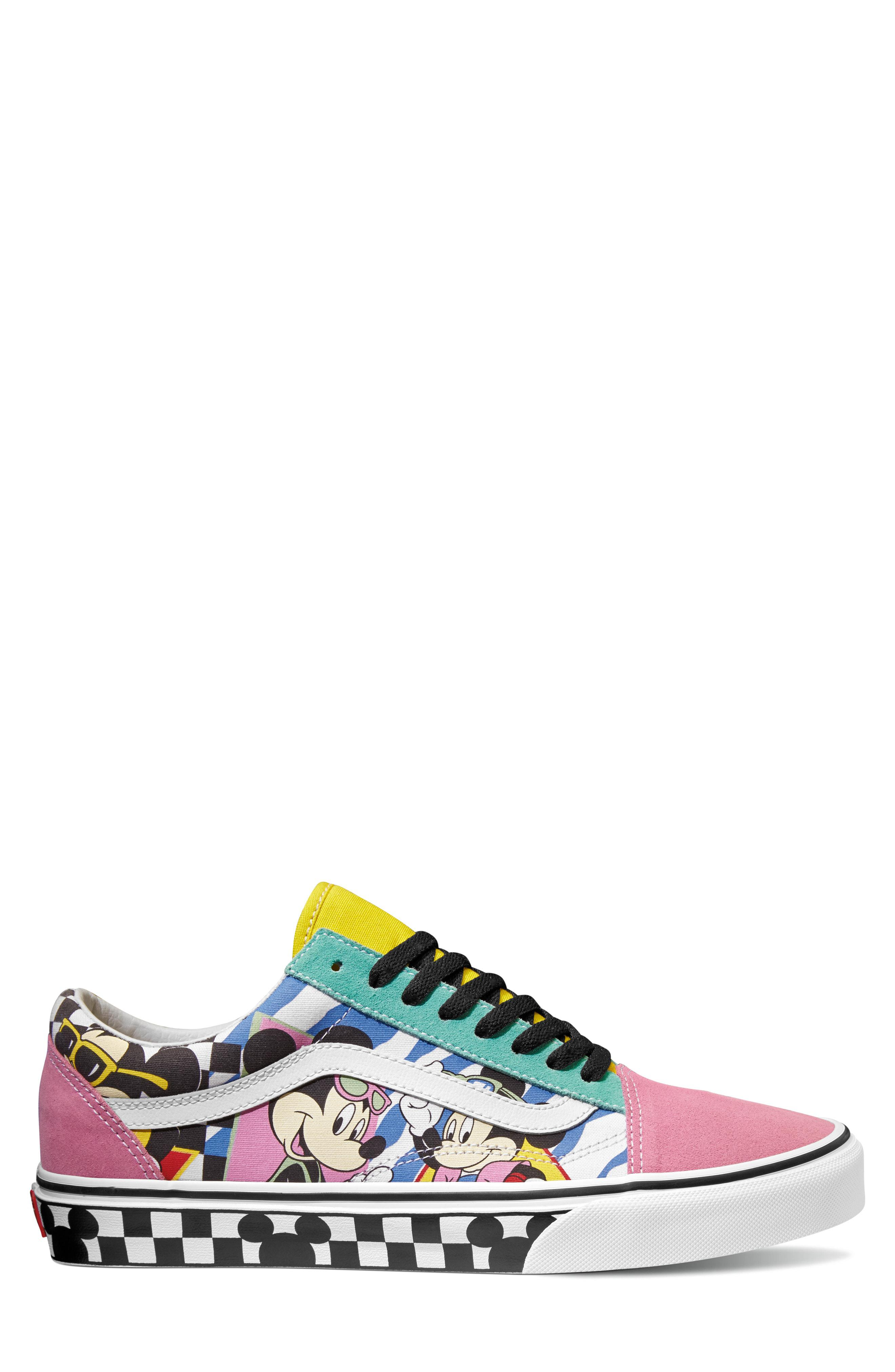 9dc0f02a6f Lyst - Vans X Disney Old Skool Sneaker for Men