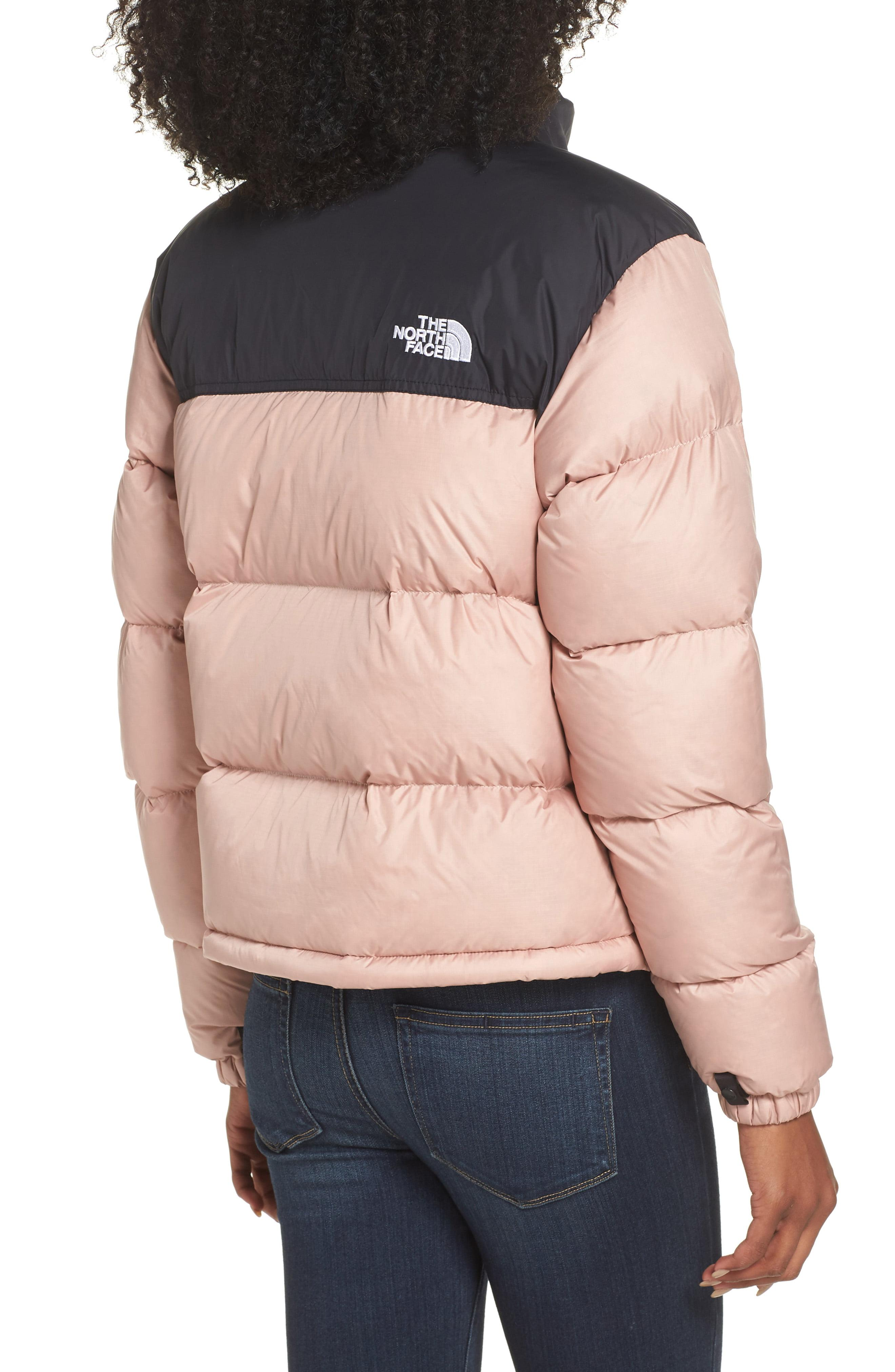 48b64f2a0 Lyst - The North Face Nuptse 1996 Packable Quilted Down Jacket, Pink ...