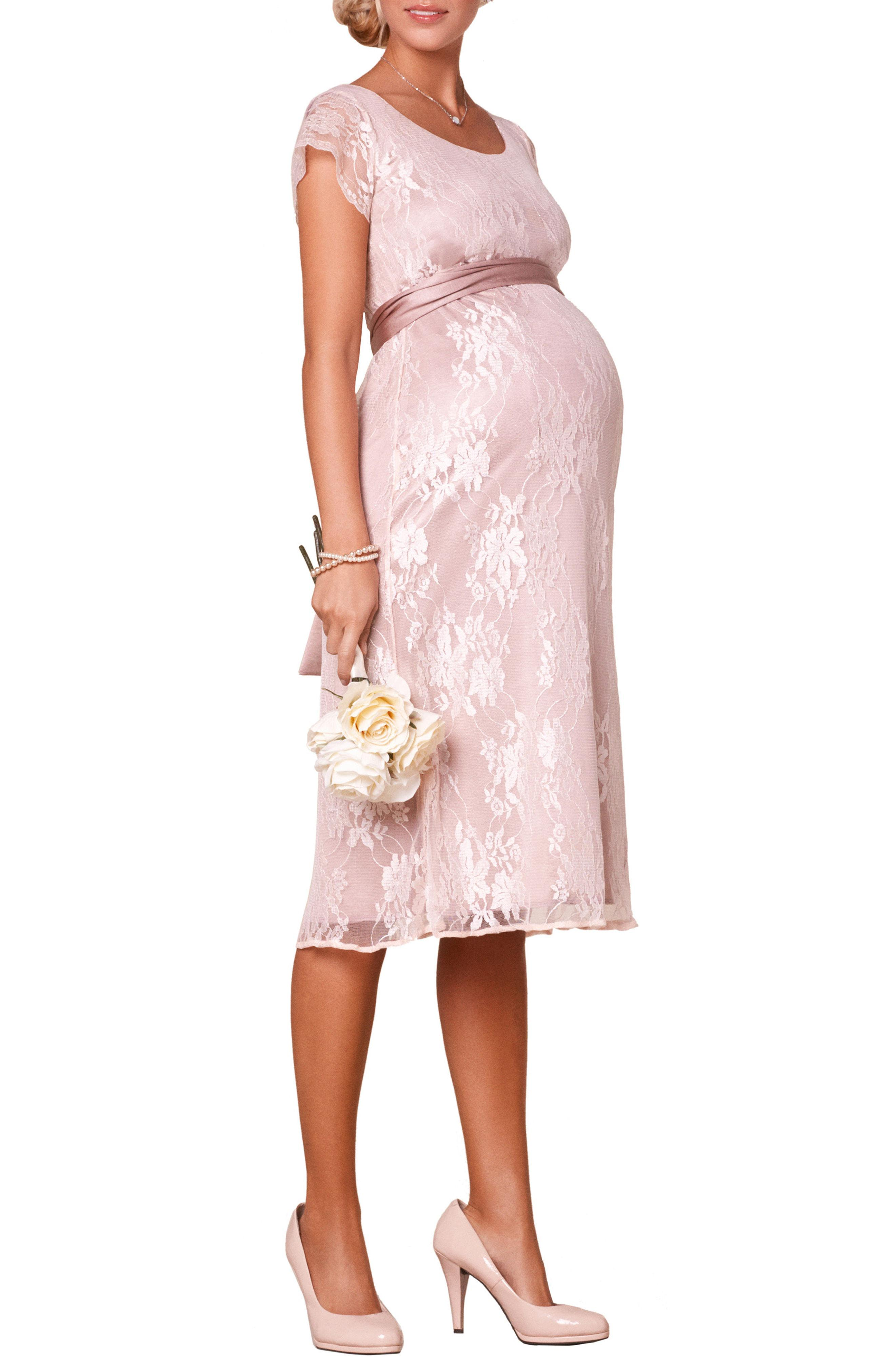 2436d82dc7e TIFFANY ROSE April Maternity nursing Dress in Pink - Lyst