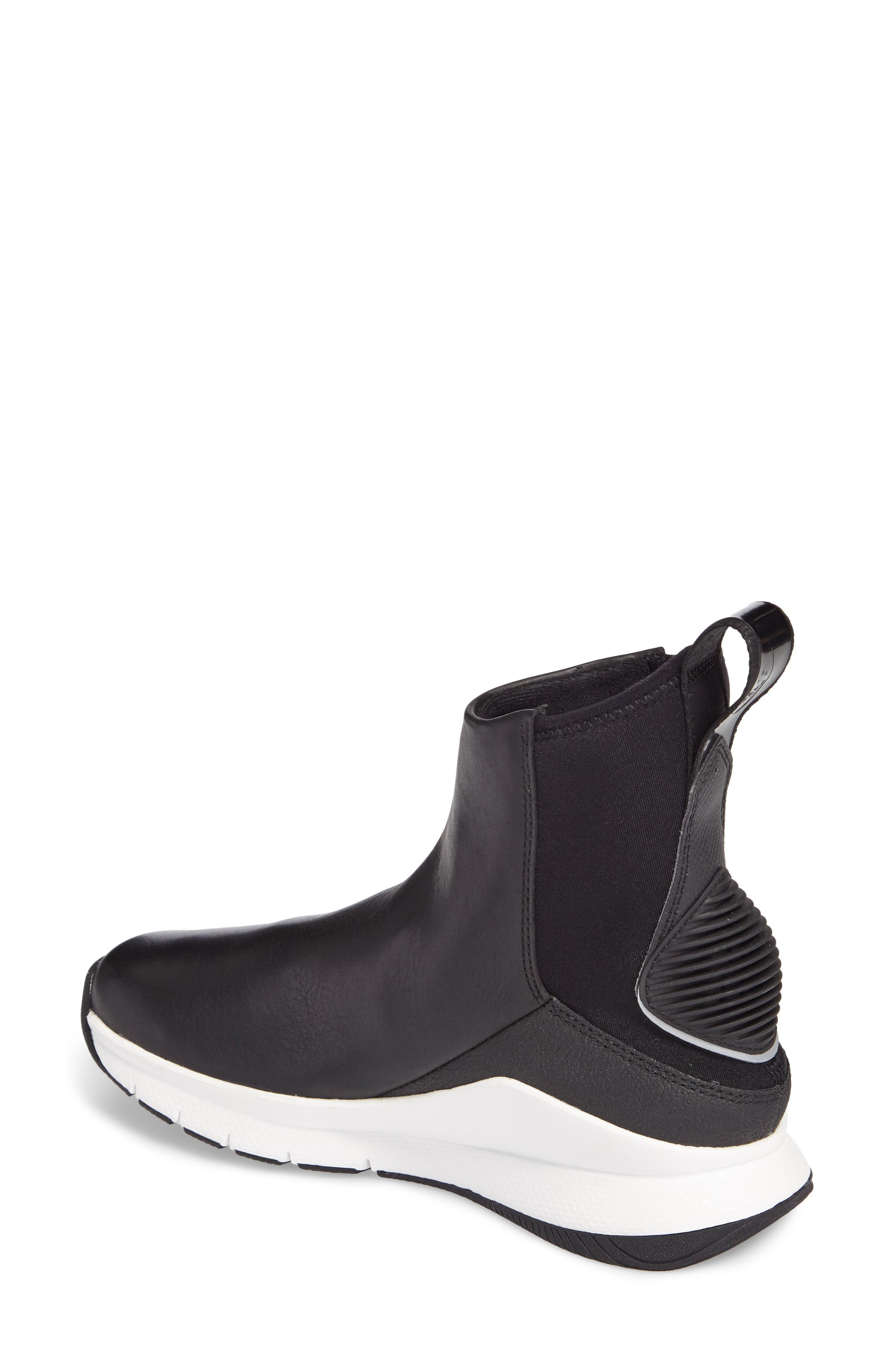 2e4ffa0a5f75b Lyst - Nike Rivah High Premium Waterproof Sneaker Boot in Black
