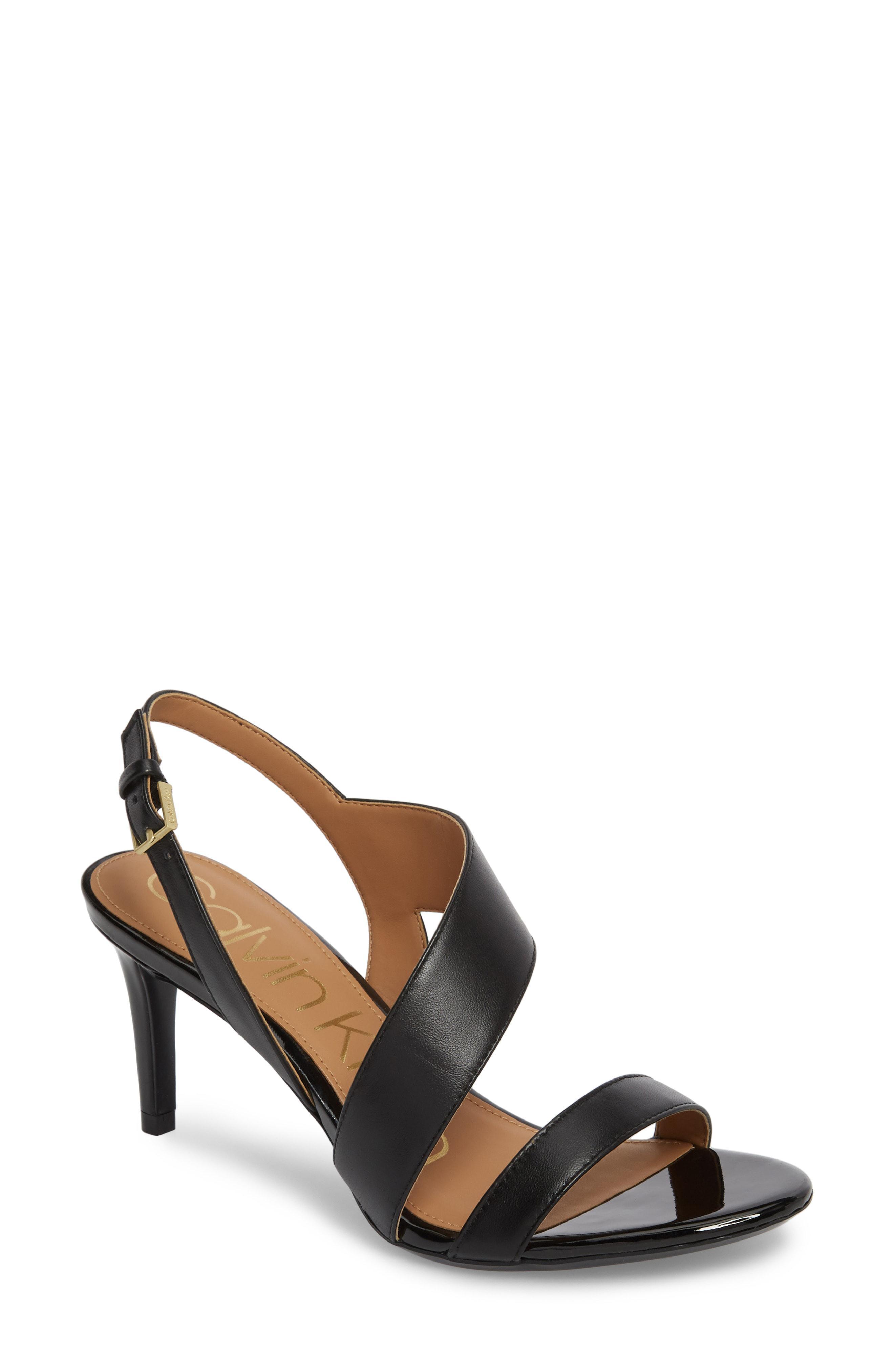 b53f6552302 Calvin Klein. Women s Lancy Sandal