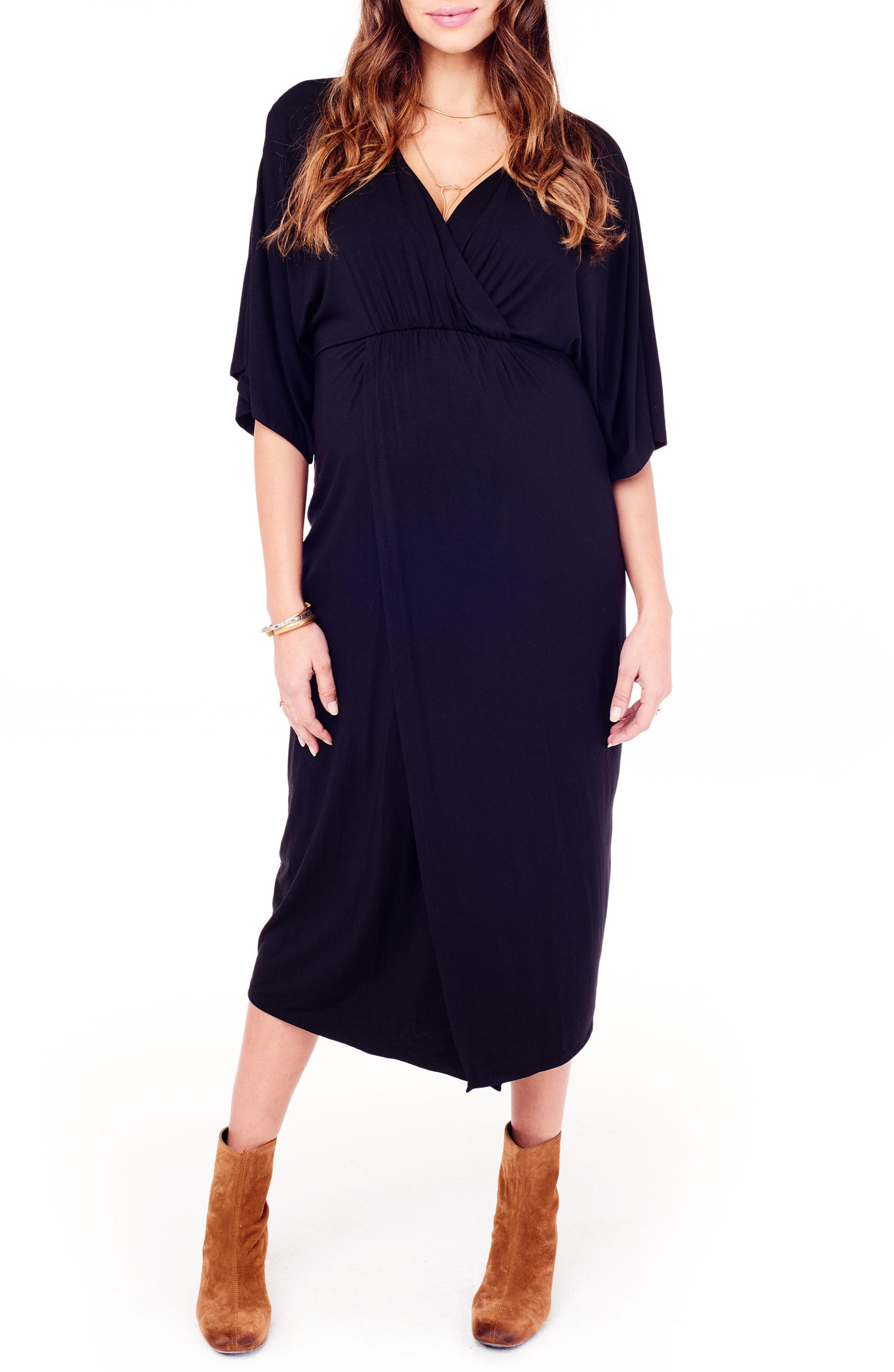 a85357fe67 Ingrid   Isabel. Women s Ingrid   Isabel Dolman Sleeve Maternity Dress