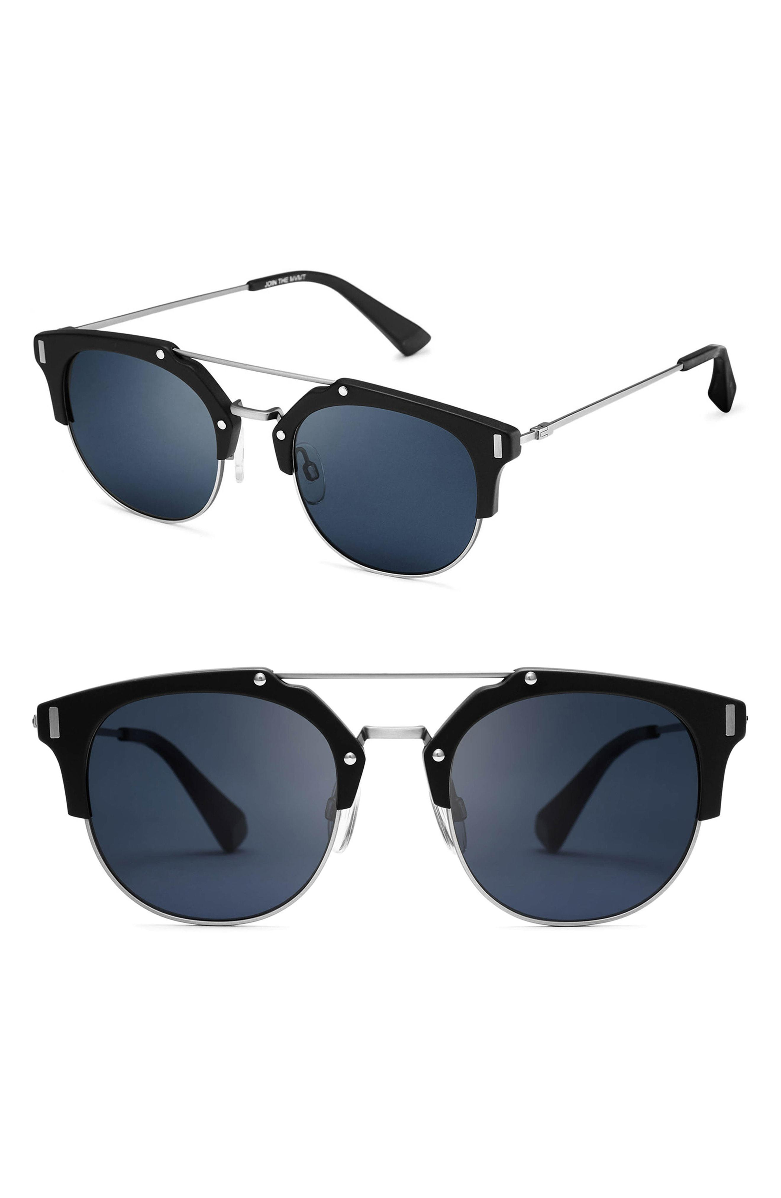bc5f0ff1ed Lyst - Mvmt Weekend 51mm Polarized Sunglasses - in Blue for Men