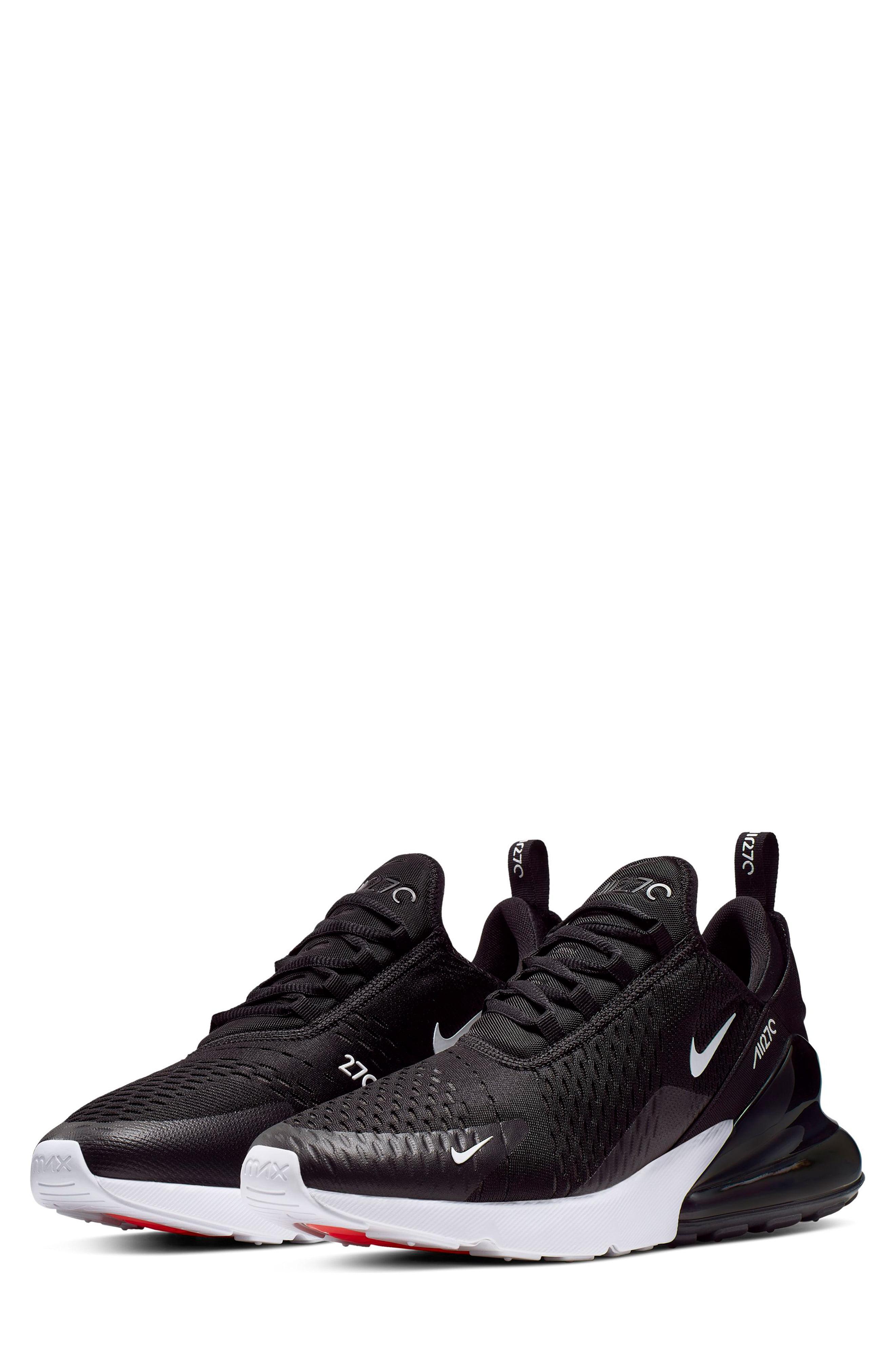 buy popular 98b1e 6c80a Nike. Men s White Air Max 270 Sneaker
