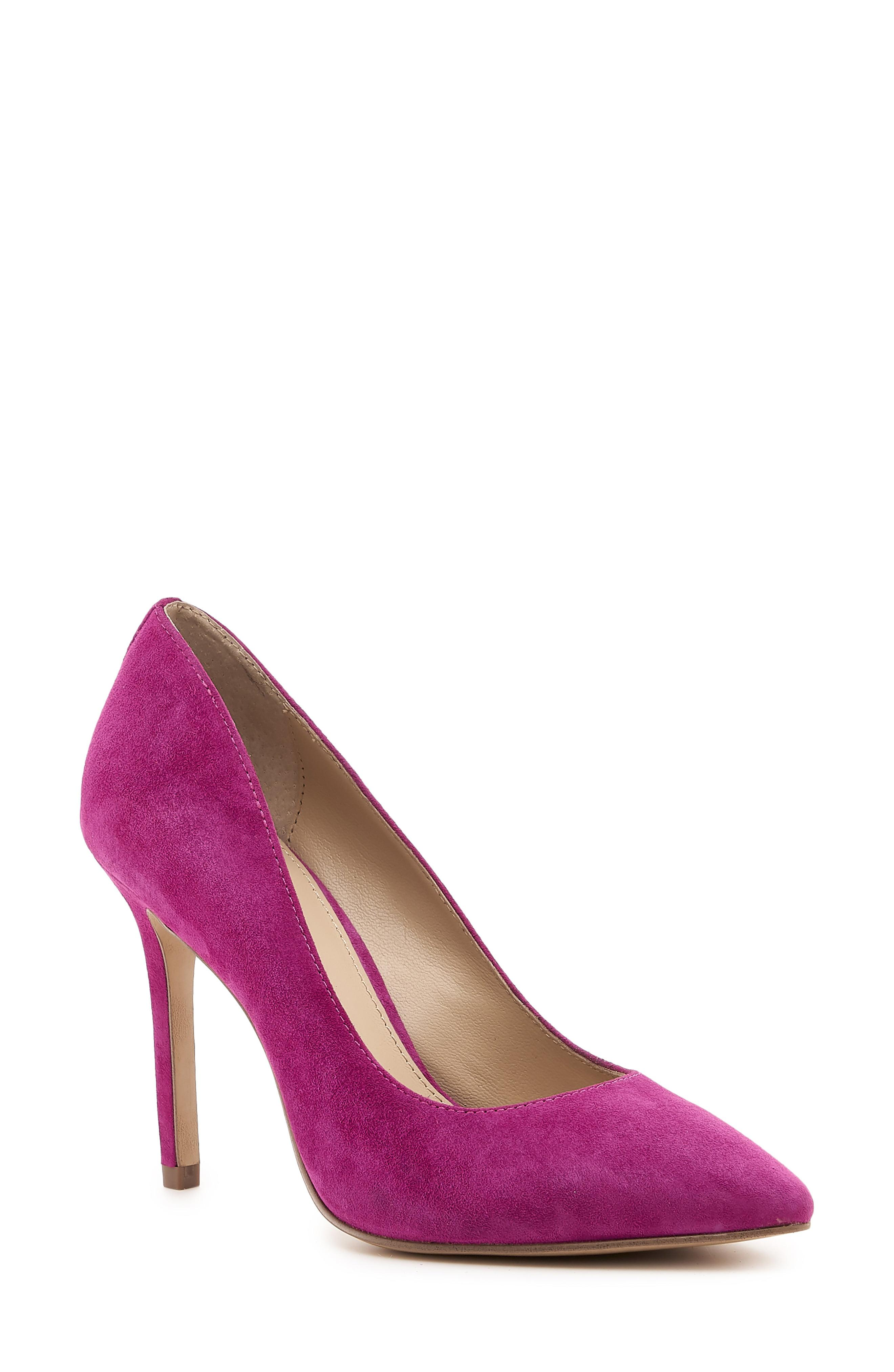 098416144109 Lyst - Botkier Women s Marci Pointed Toe Pumps in Purple - Save 51%