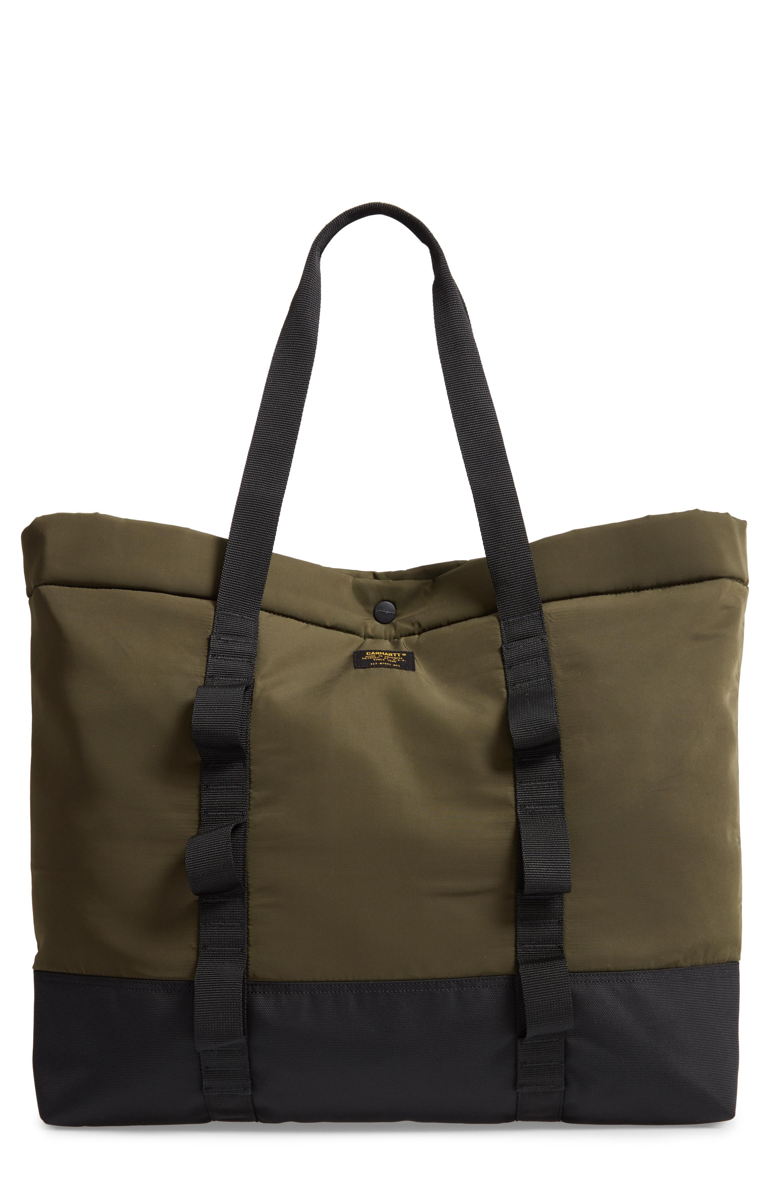 5cc63167b232 Lyst - Carhartt WIP Military Shopper Tote Bag in Green for Men