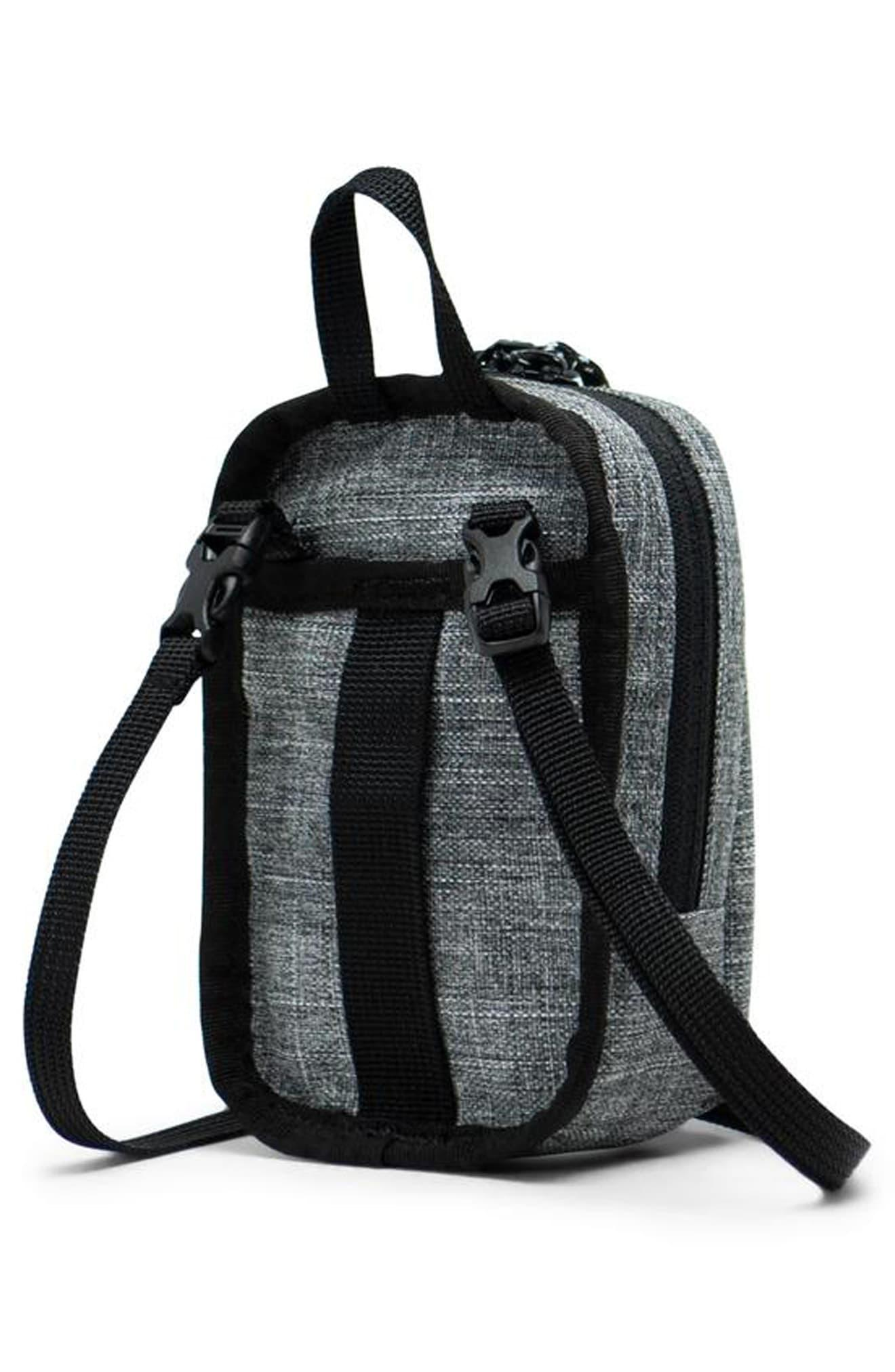 e45275a3ebdf Herschel Supply Co. - Black Small Form Shoulder Bag for Men - Lyst. View  fullscreen