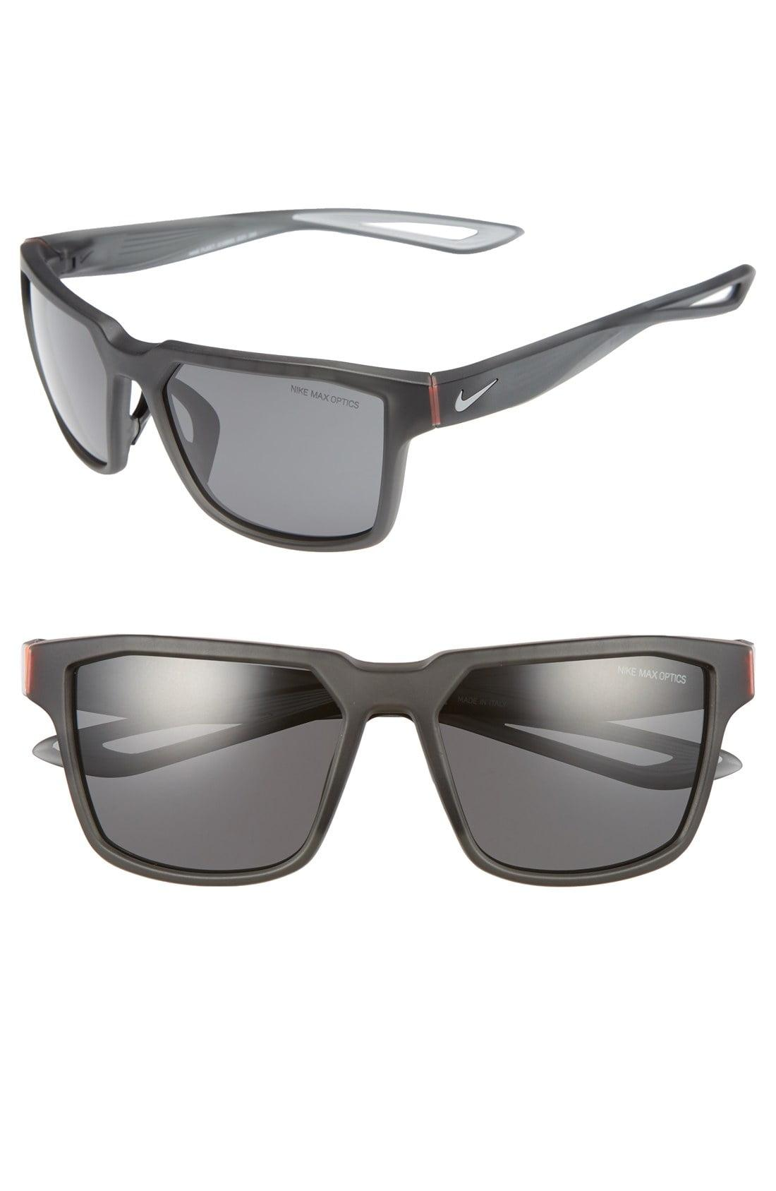 7869369a68428 Lyst - Nike Fleet 55mm Sport Sunglasses - in Gray for Men
