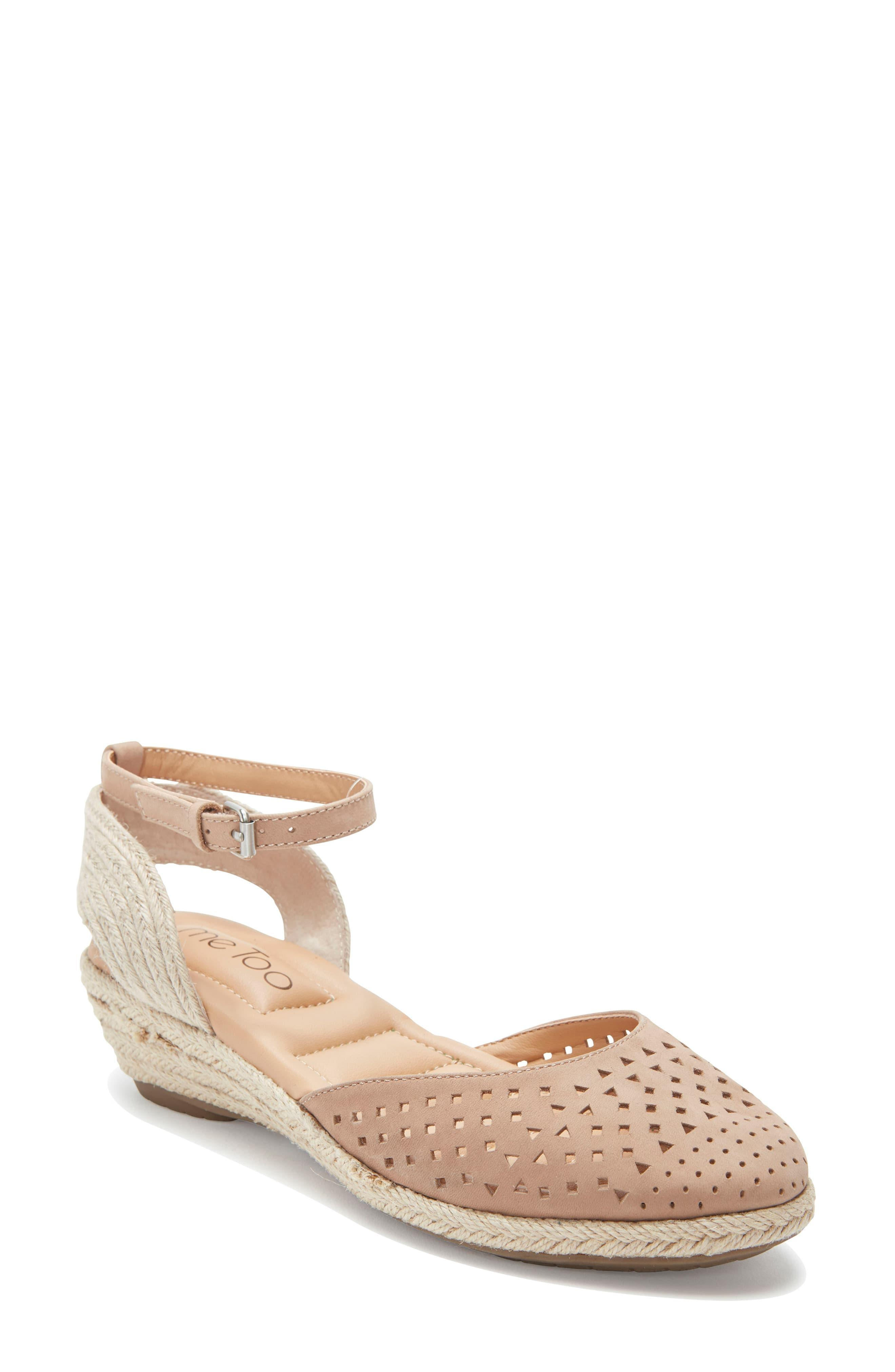 e791d65aef Me Too Norina Espadrille Sandal in Natural - Lyst