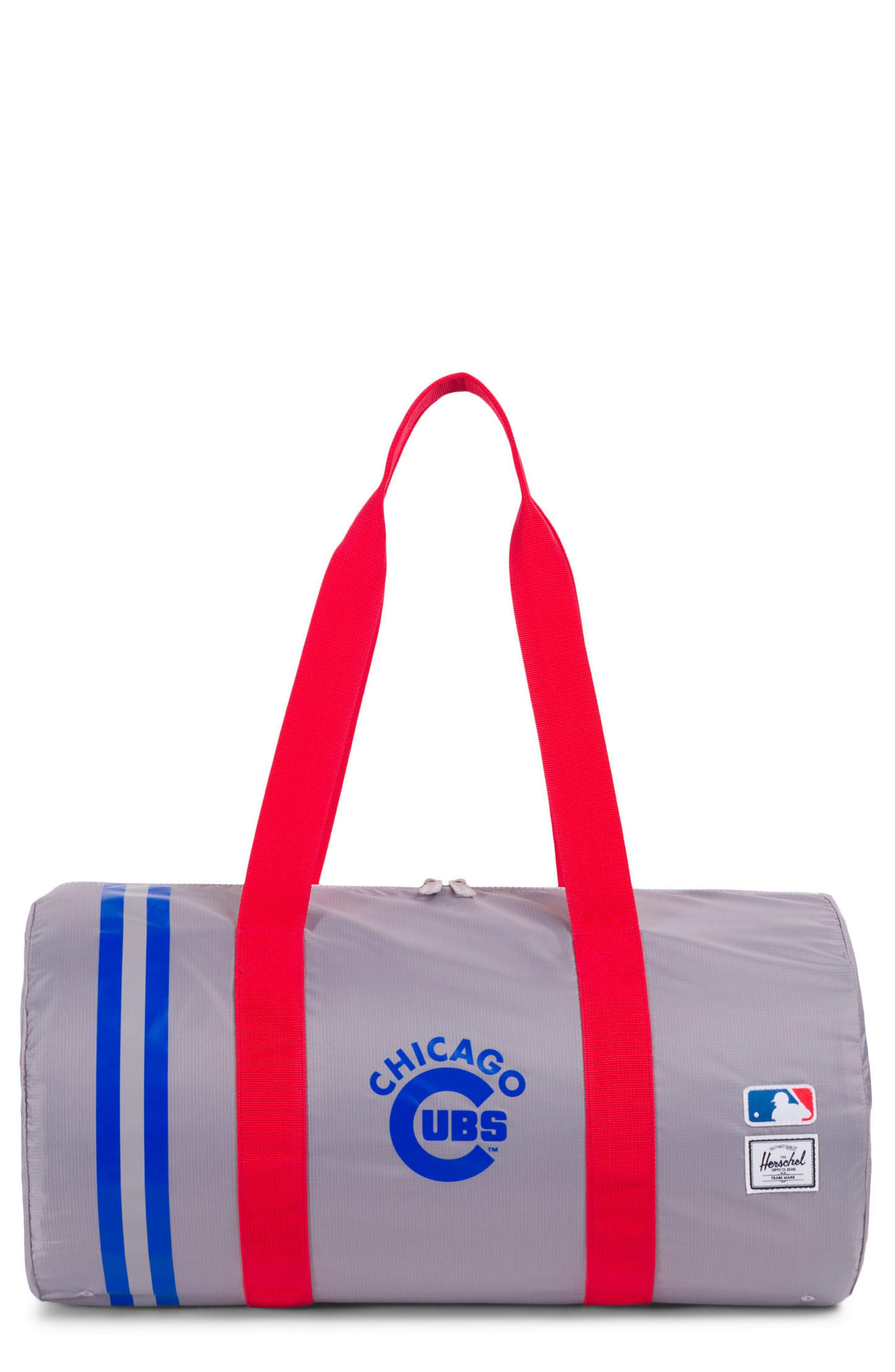 95bfa893f8 Lyst - Herschel Supply Co. Packable - Mlb National League Duffel Bag ...