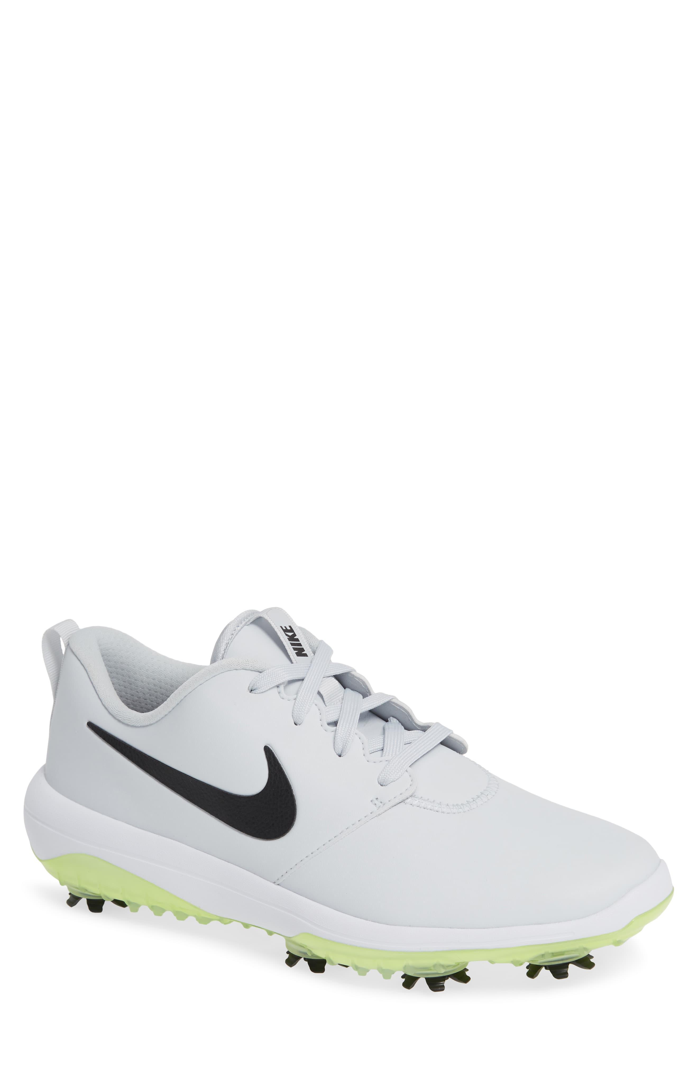 quality design 0d80f 98520 Nike. Roshe G Tour (pure Platinum black white volt Glow) Men s Golf Shoes