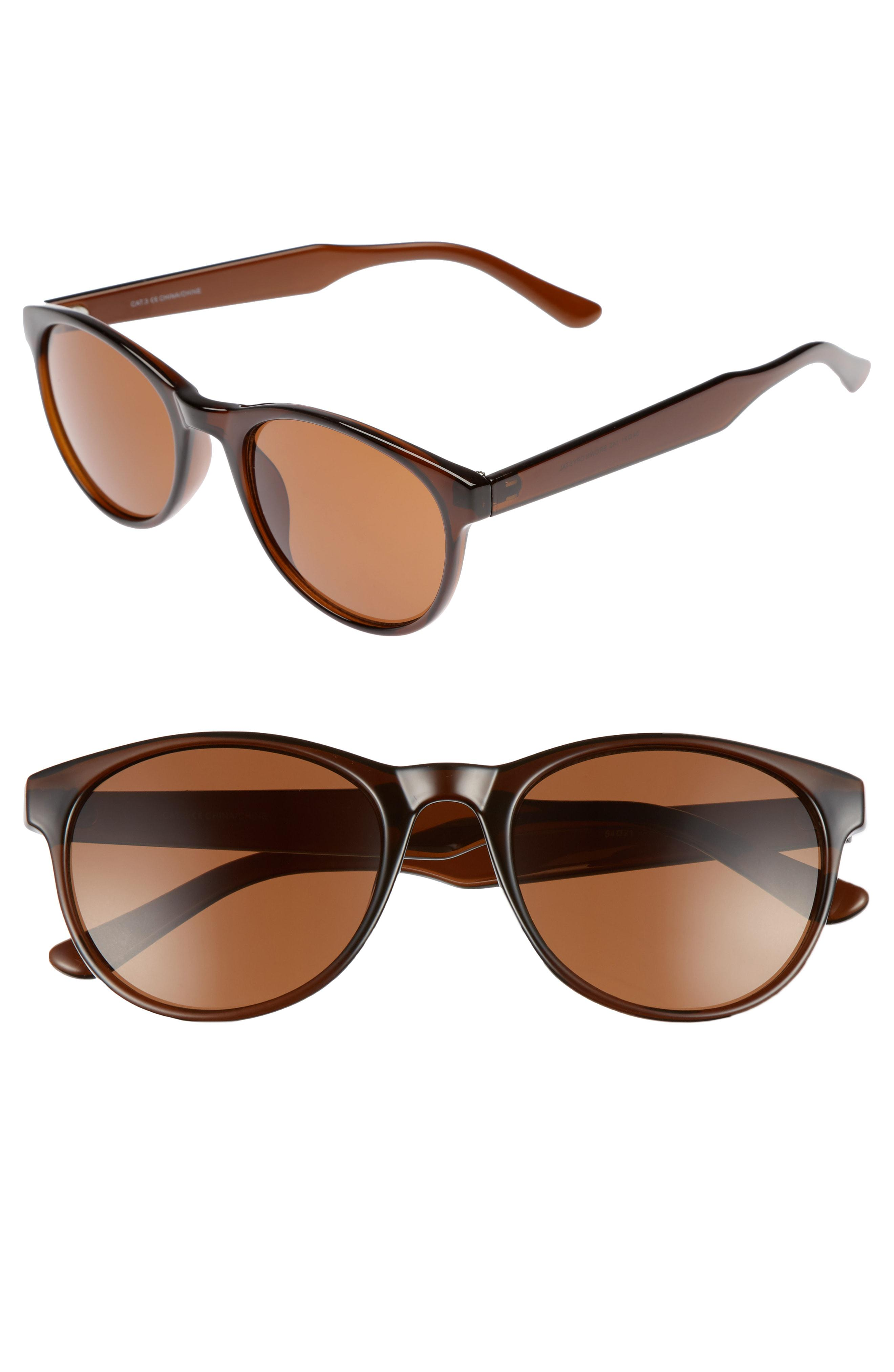 f349b3905f7 Lyst - Nordstrom 1901 Victor 54mm Sunglasses - in Brown for Men