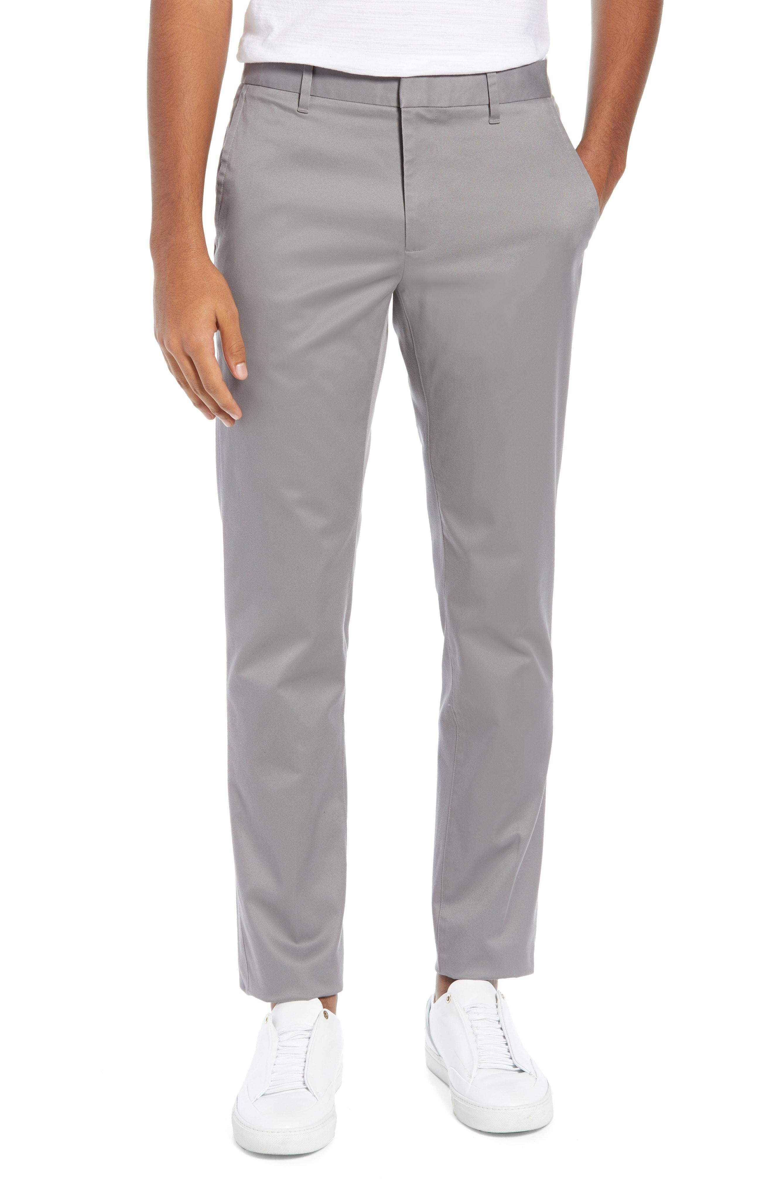 bb5f7886d43 Lyst - Bonobos Weekday Warrior Tailored Fit Stretch Dress Pants in ...