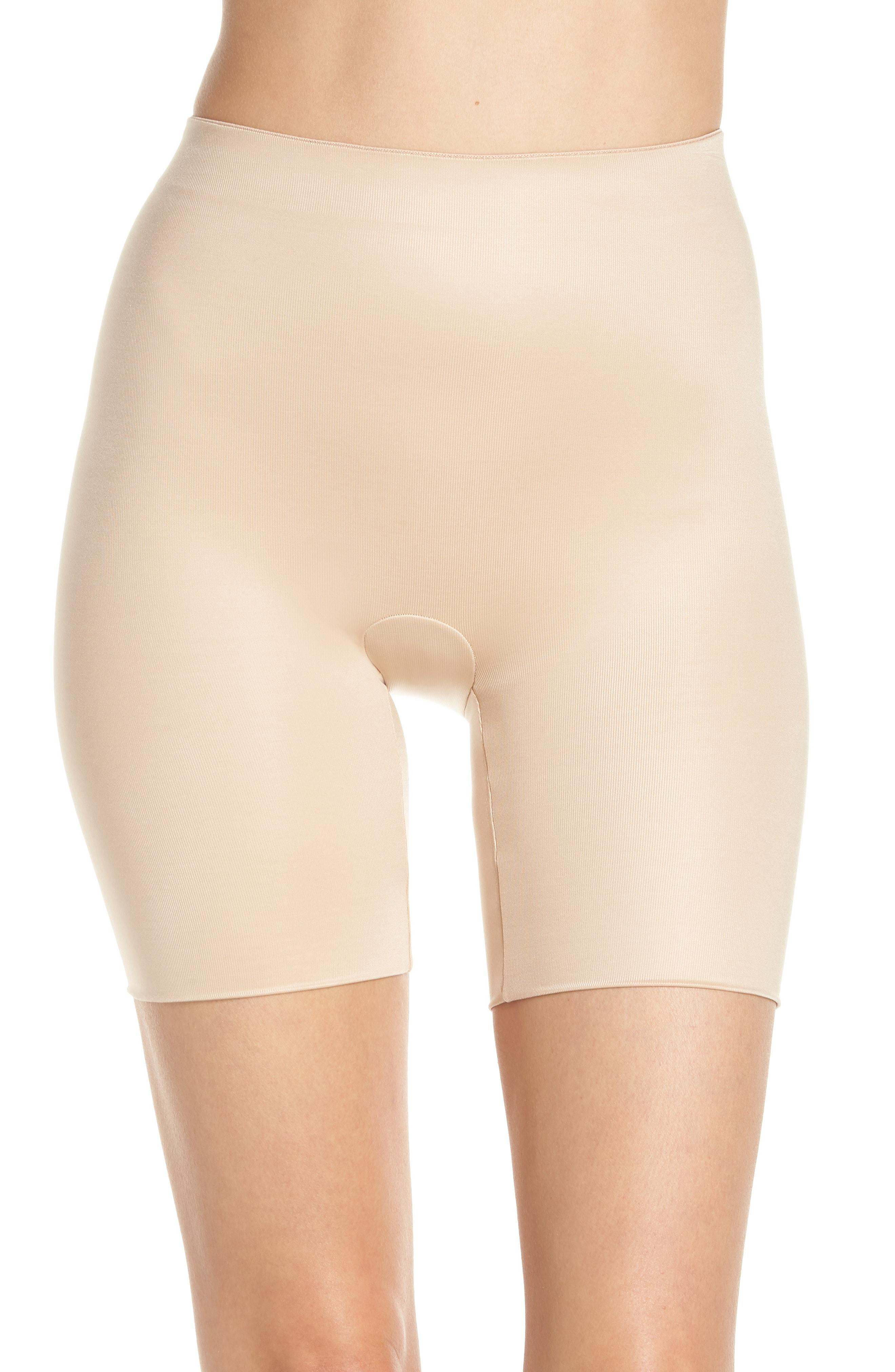 e326d739f1595 Spanx Spanx Suit Your Fancy Butt Enhancer Shorts in Natural - Lyst