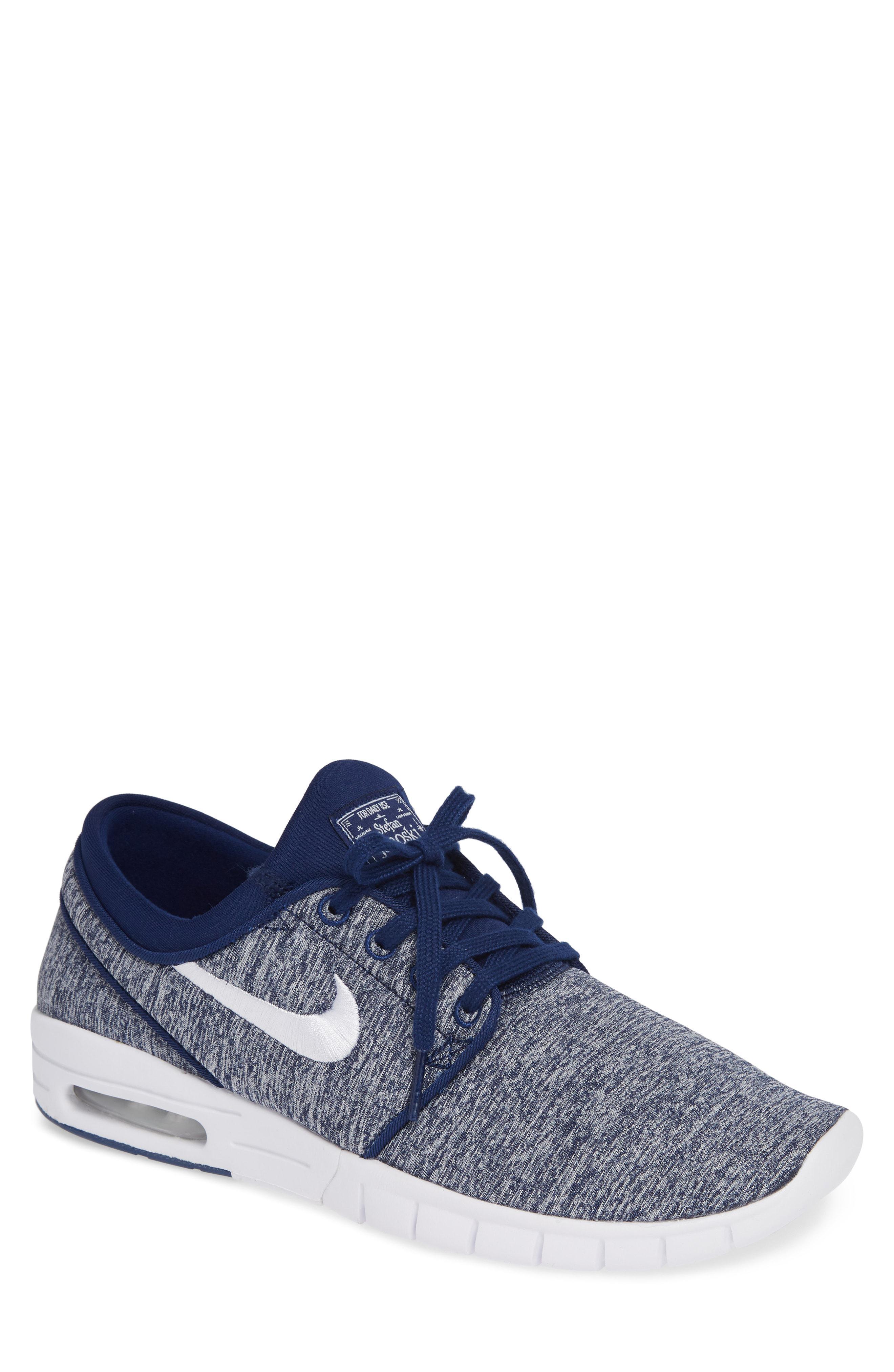 wholesale dealer 9d28f 1afe4 Nike - Blue  stefan Janoski - Max Sb  Skate Shoe for Men - Lyst