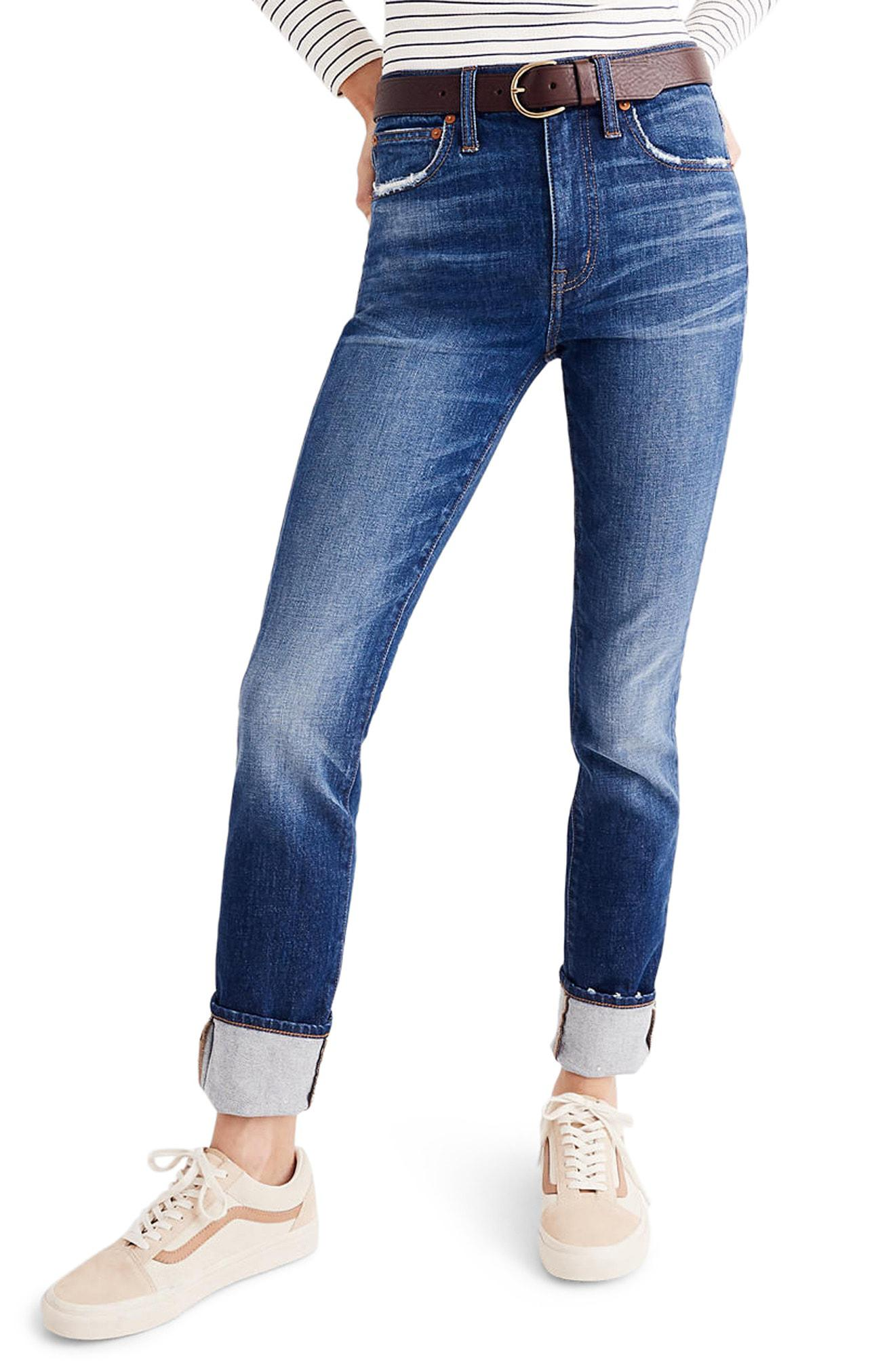 28b9dc1358785f Gallery. Previously sold at: Nordstrom · Women's Boyfriend Jeans