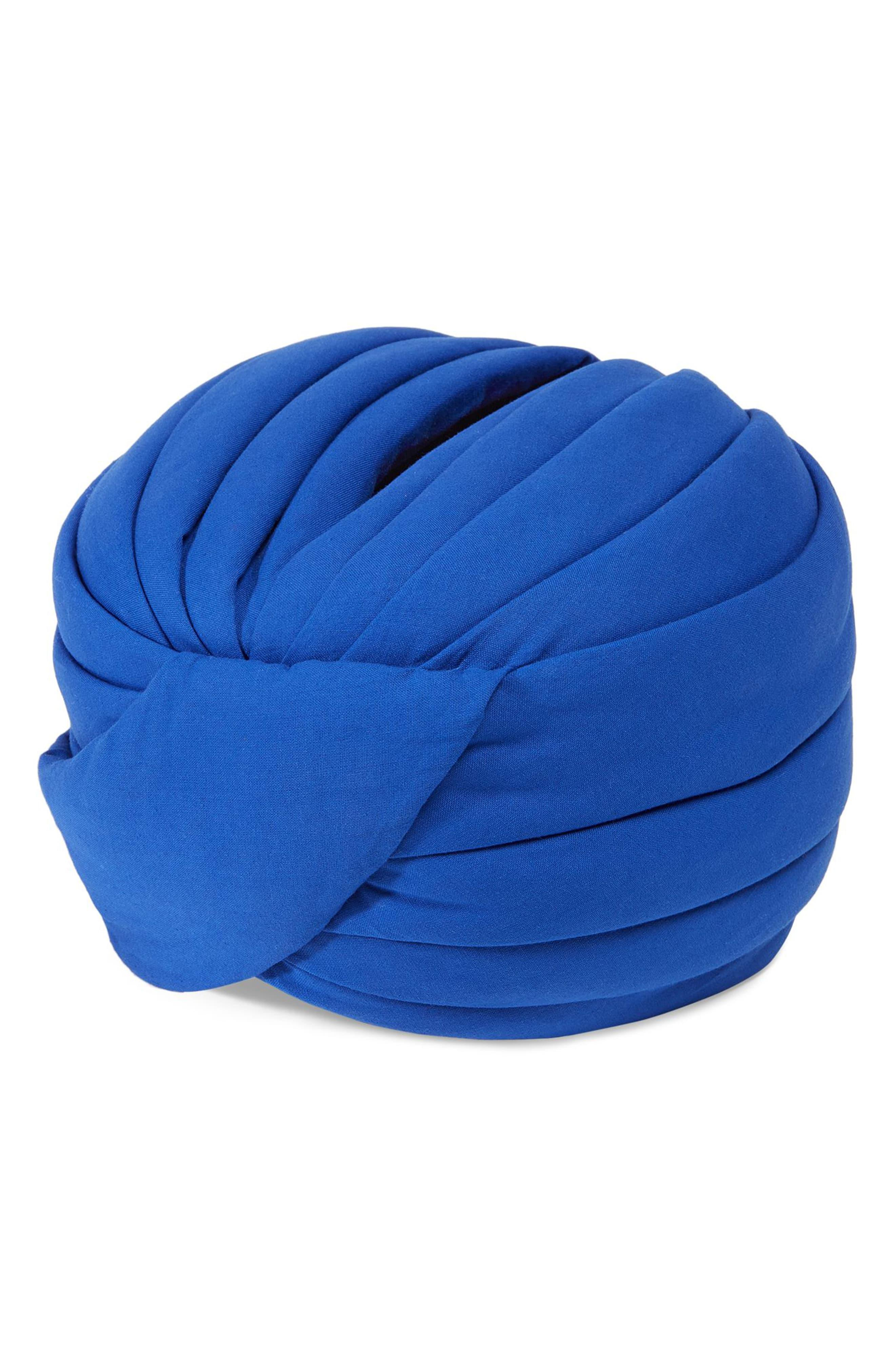 73e6d246 Gucci Indy Full Turban in Blue - Lyst