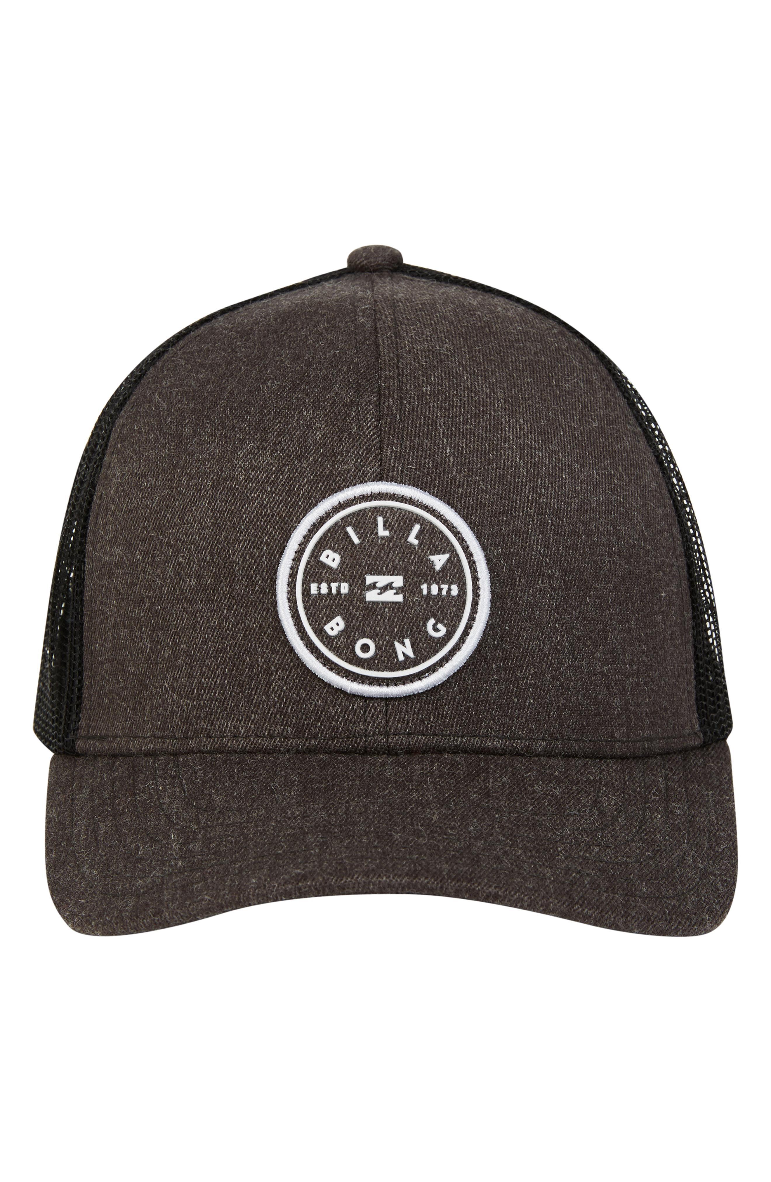 6656d57464bc7 Lyst - Billabong Walled Trucker Hat for Men