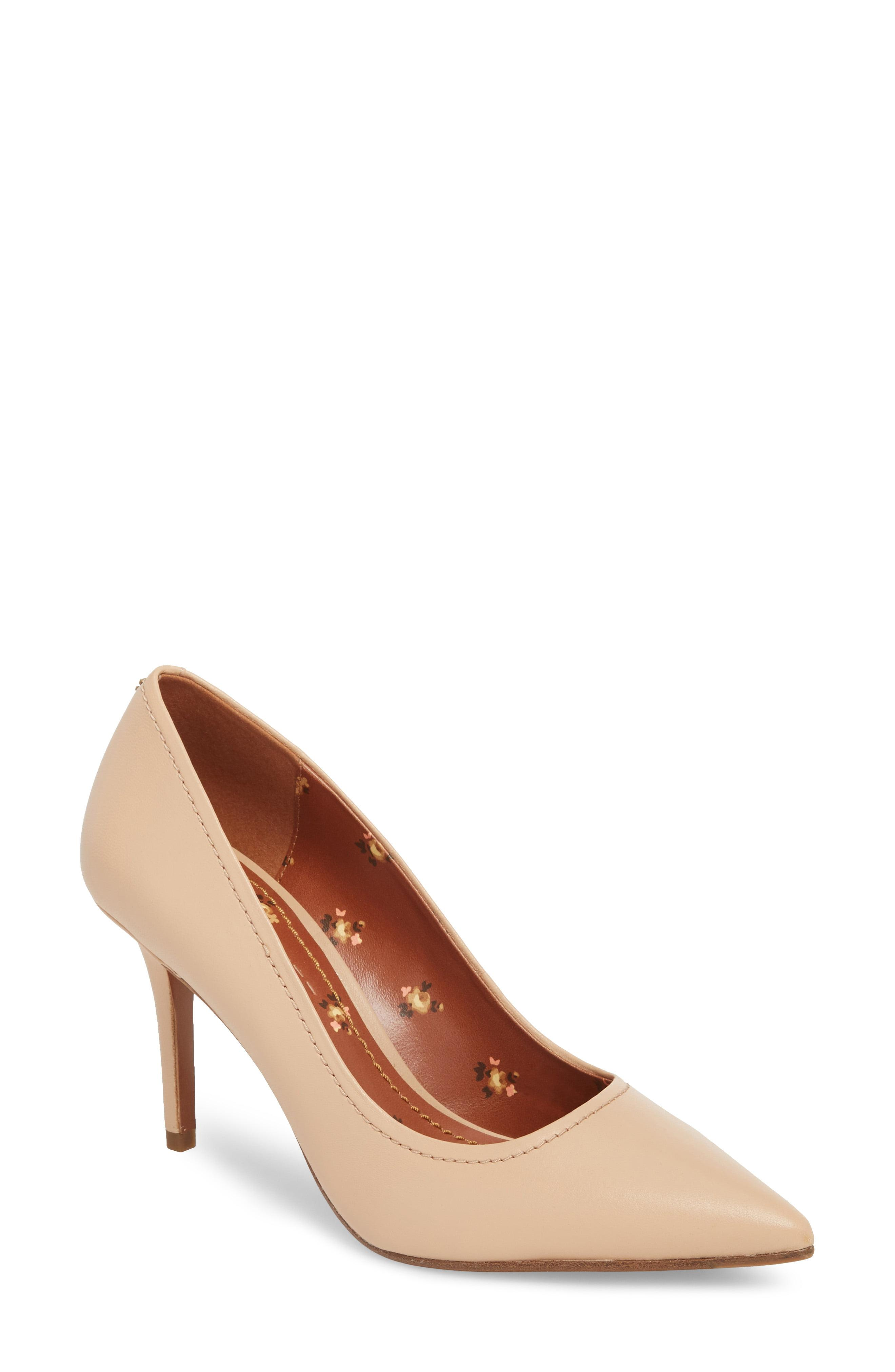 09ce88c4875 COACH. Women's Waverly High Heel Pump