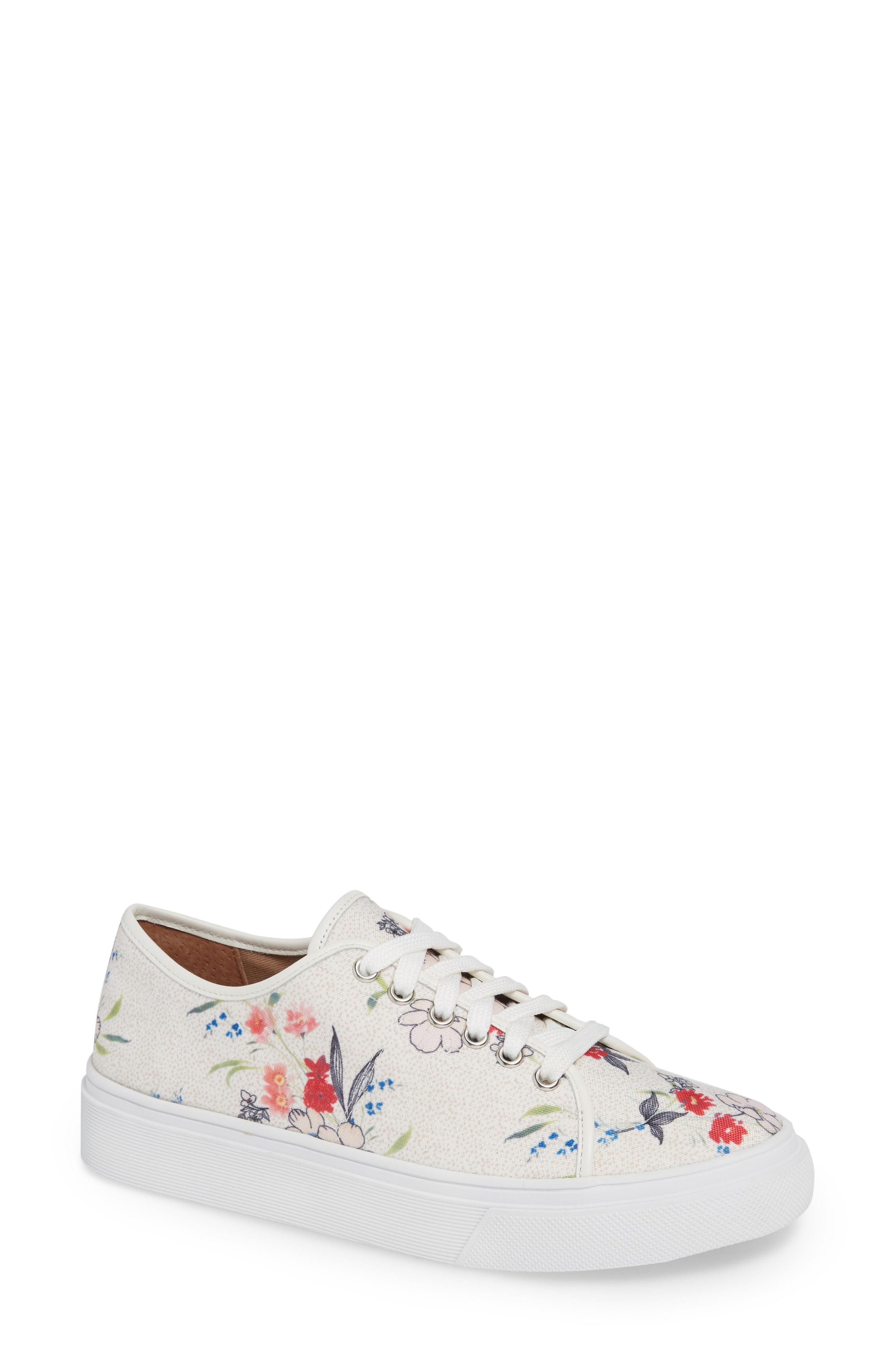 fd7fd7b9e6c Lyst - Caslon Caslon Ethan Low-top Sneaker in White